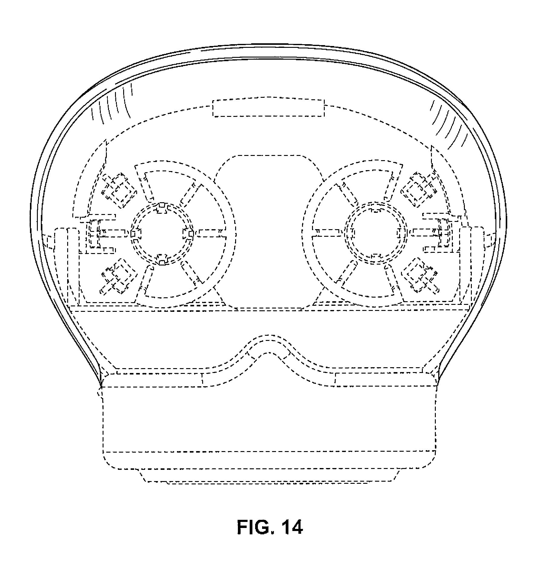 patent usd639923 - dispensing device