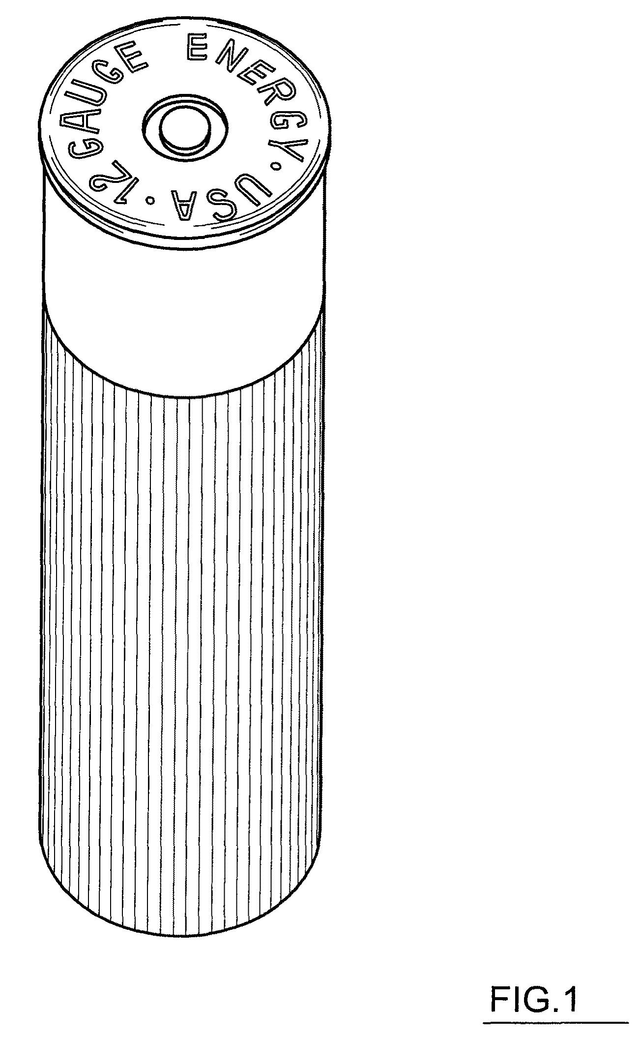 Patent USD641639 - Shotgun shell bottle - Google Patents