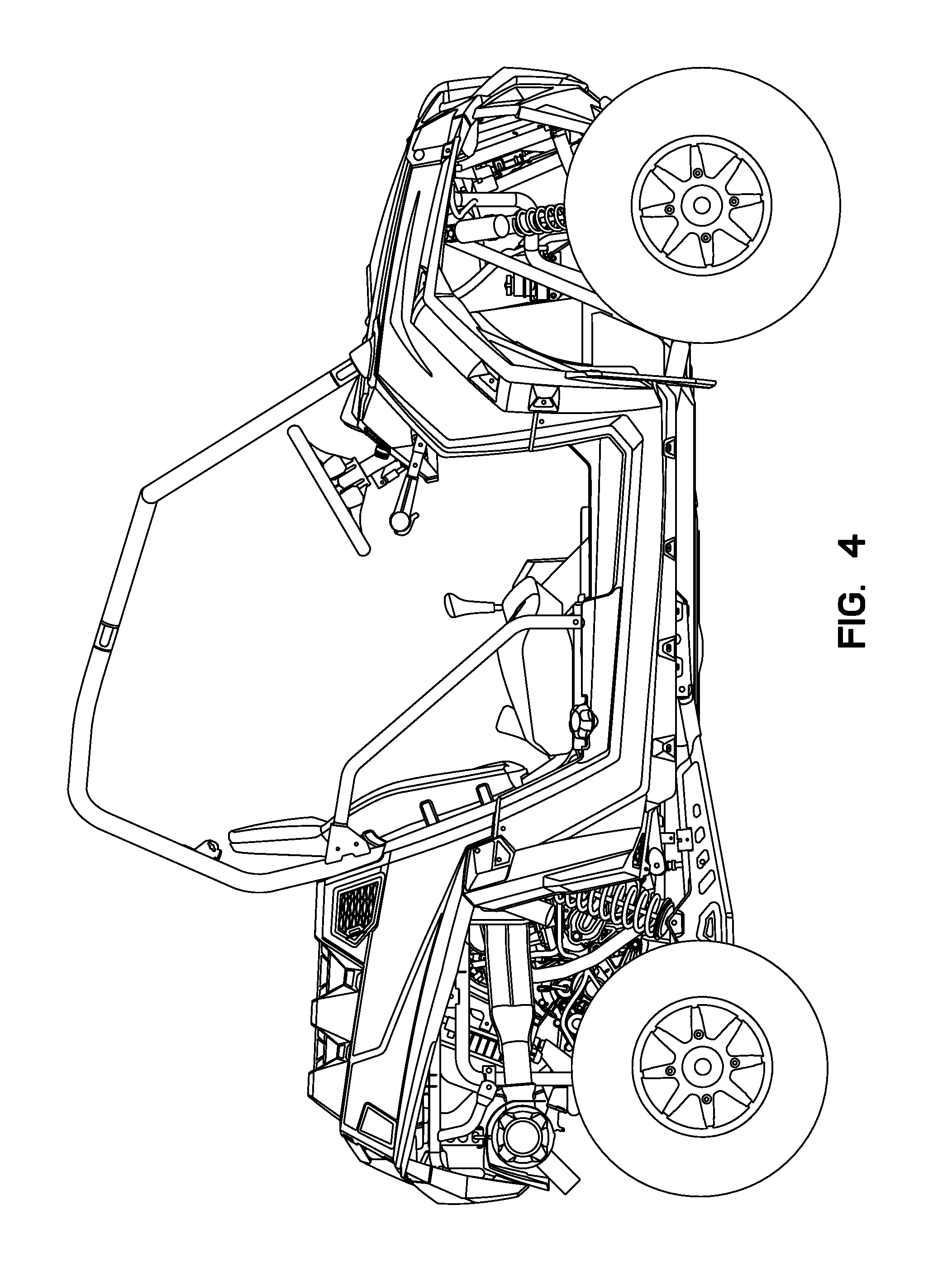 all terrain vehicles coloring pages - photo#24