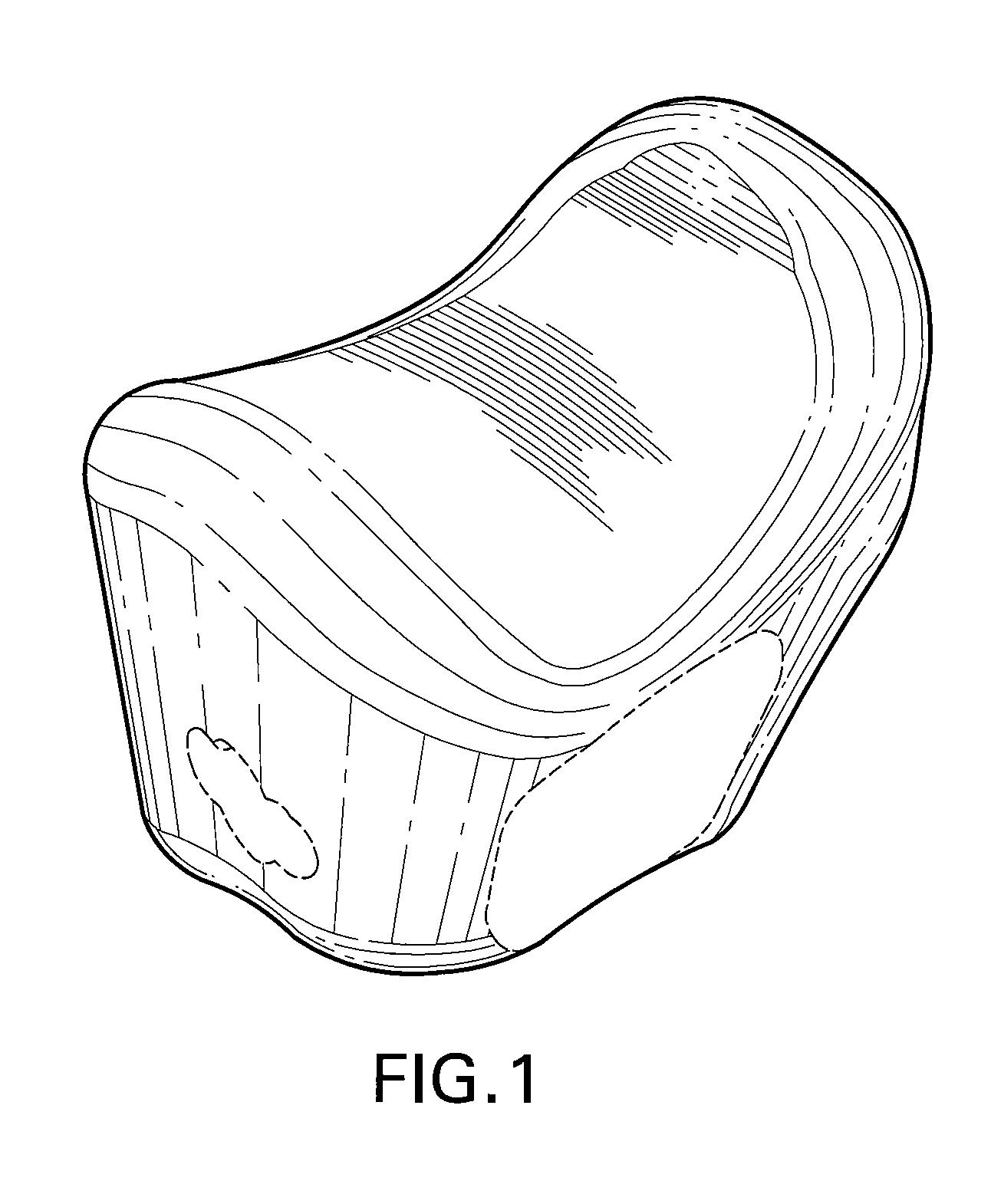 patent usd655008 trapezium prosthesis google patentsuche. Black Bedroom Furniture Sets. Home Design Ideas