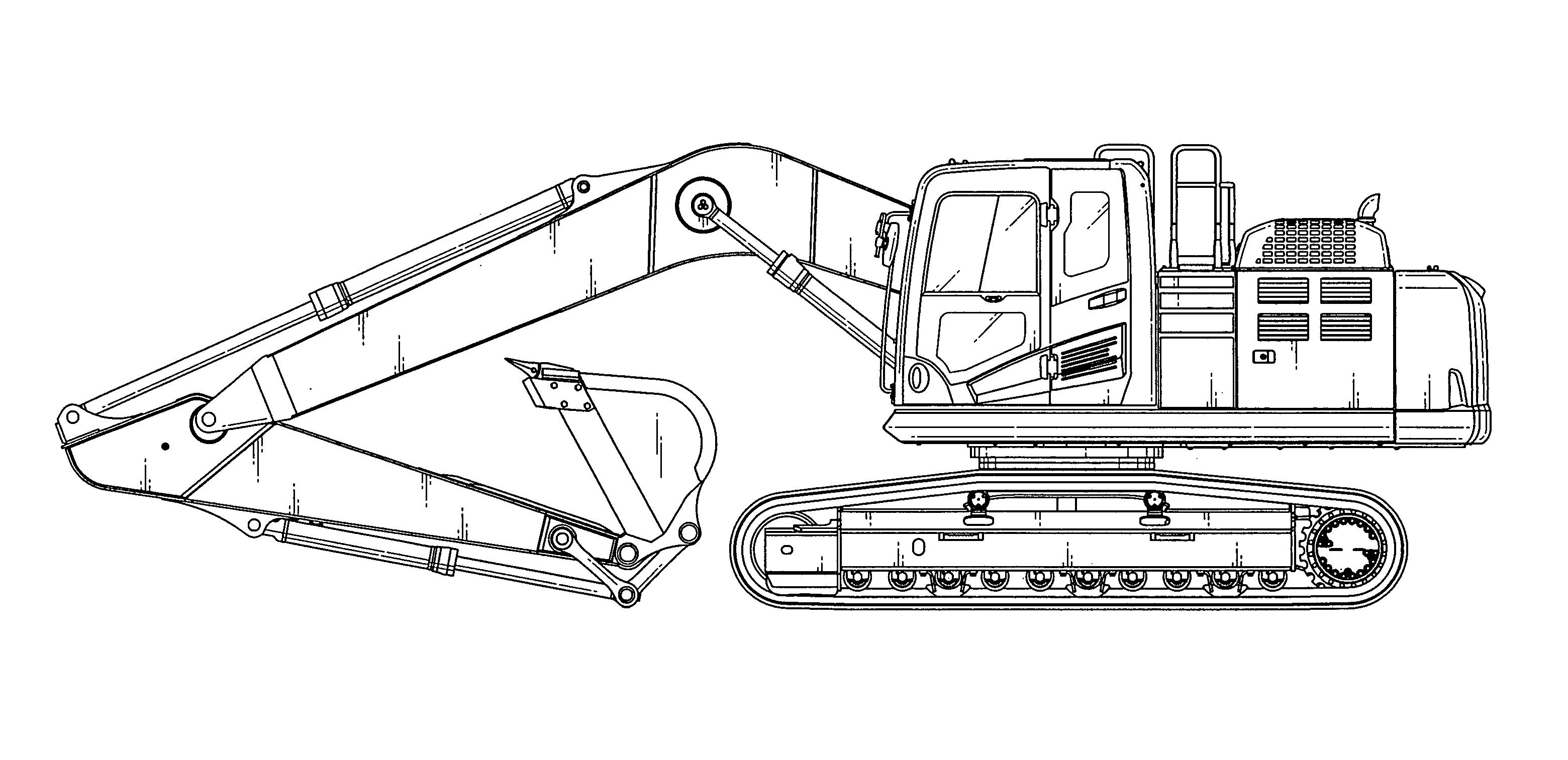 truck dump diagram