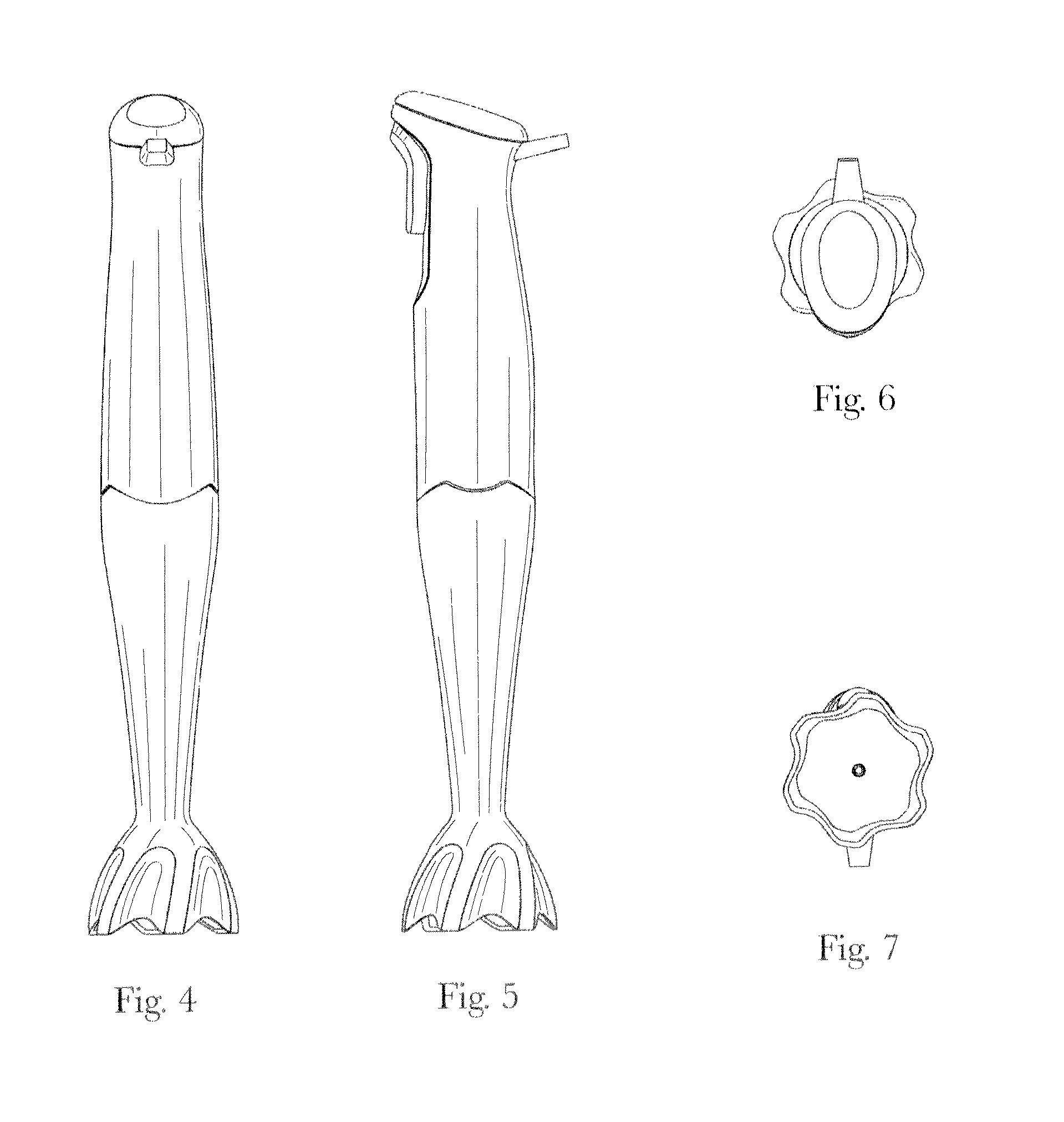 Hand Blender Design ~ Patent usd hand blender google patents