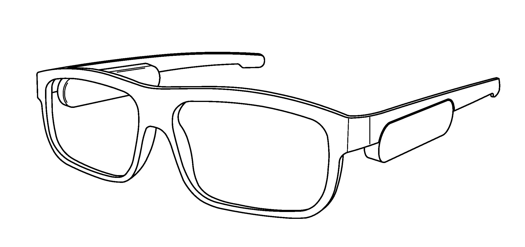 Patent USD669522 - 3D glasses - Google Patents