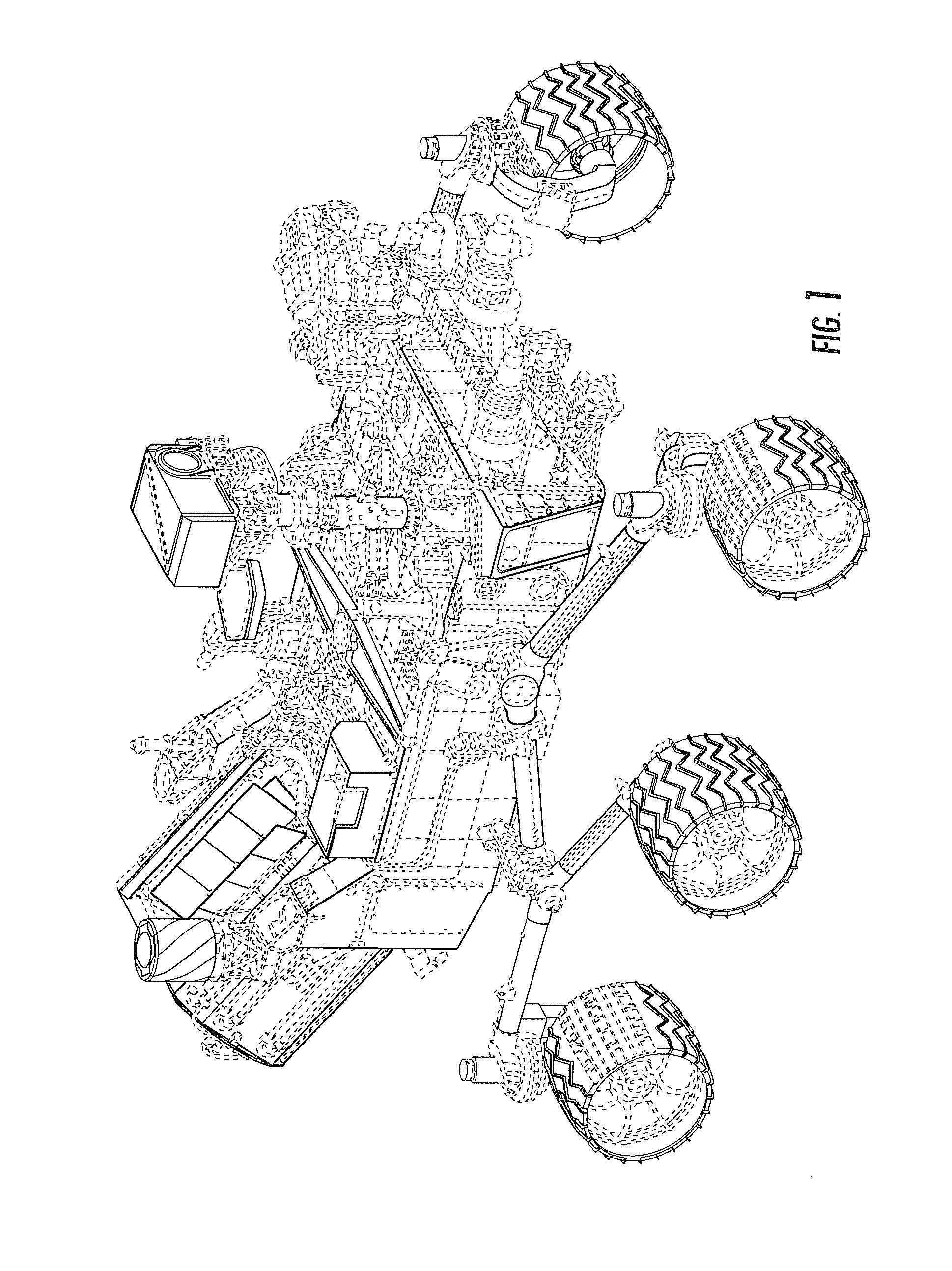 Patent USD673482 - Mars rover - Google Patents