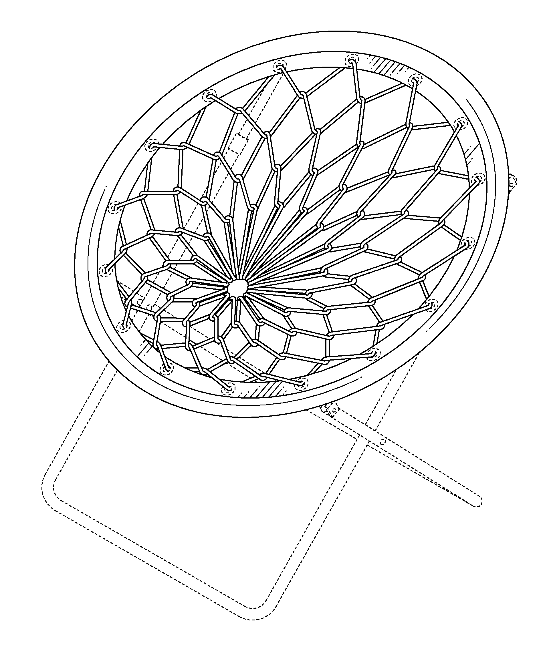 Patent USD Collapsible bungee chair Google Patents