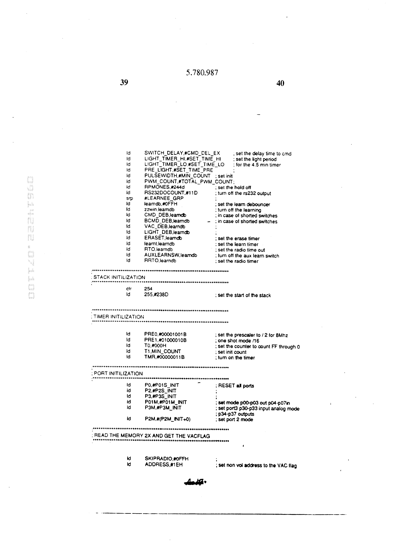Figure USRE037784-20020709-P00017