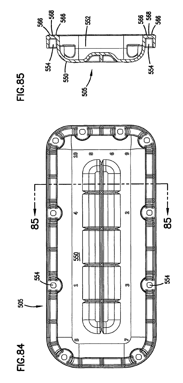 patent usre43762 - fiber access terminal