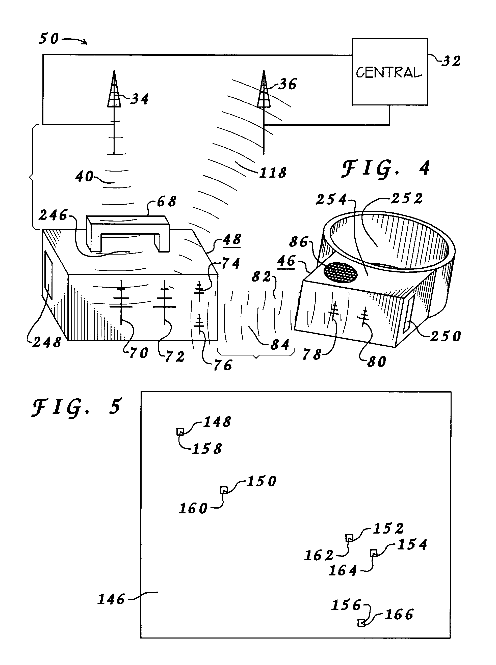 Patent Usre44085 Tracking System For Locational Of Circuit Diagram Together With Stun Gun Circuits Schematics Drawing