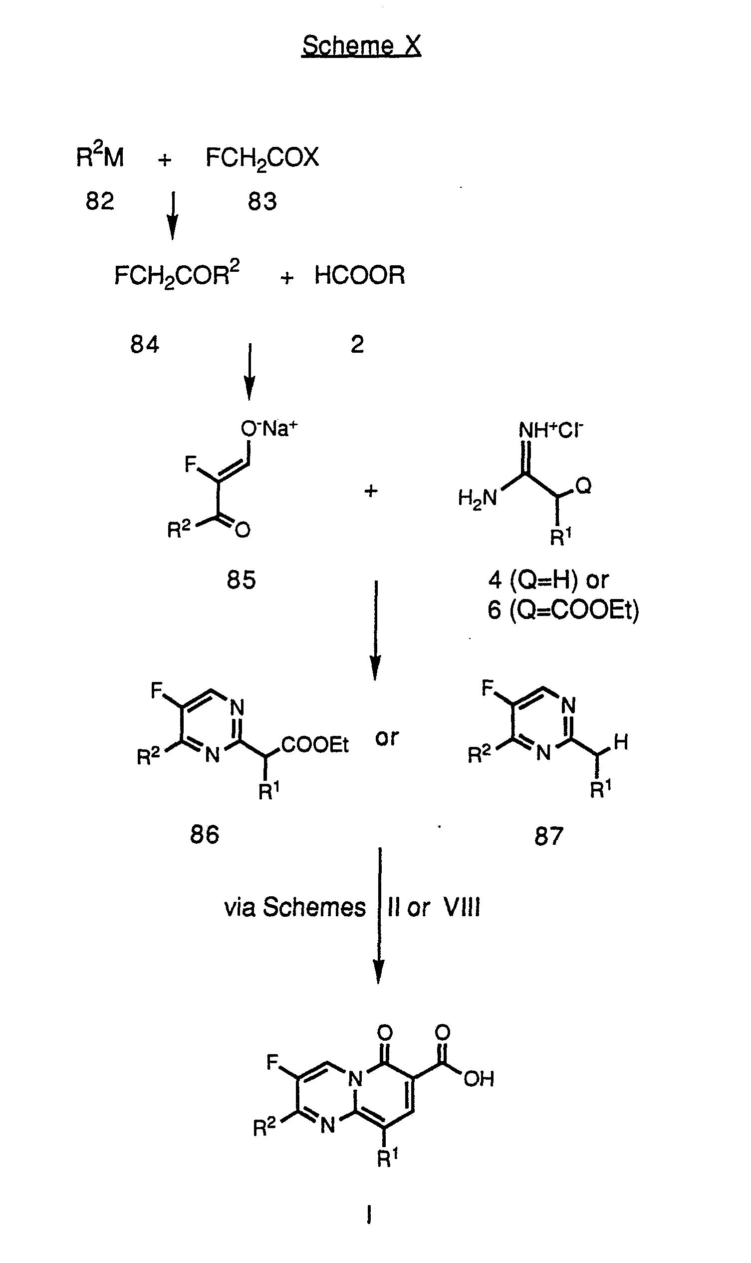 Patent Wo1991016894a1 Quinolizinone Type Compounds