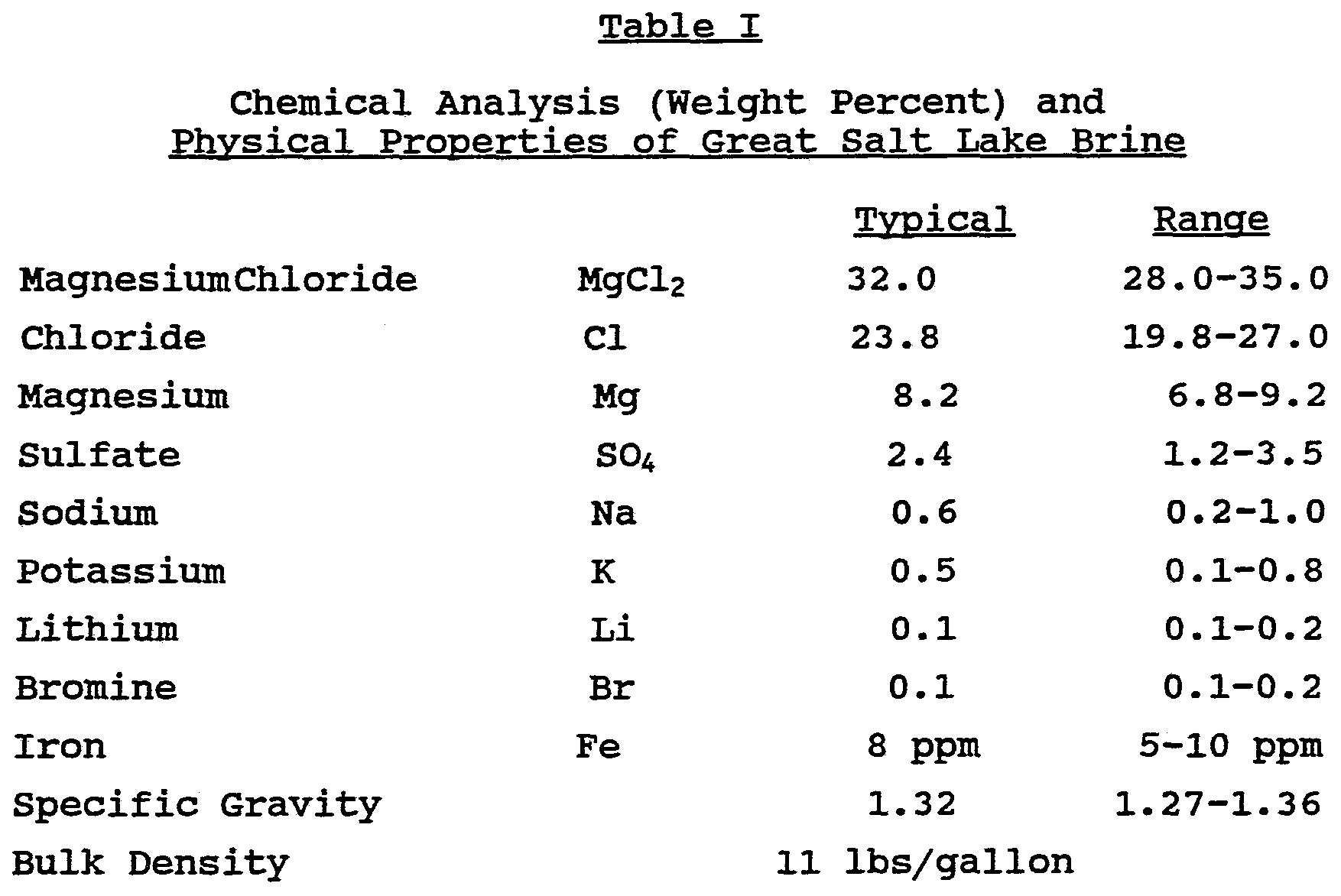 Patent WO1992017414A1 - Magnesium oxychloride cement ...  Patent WO199201...