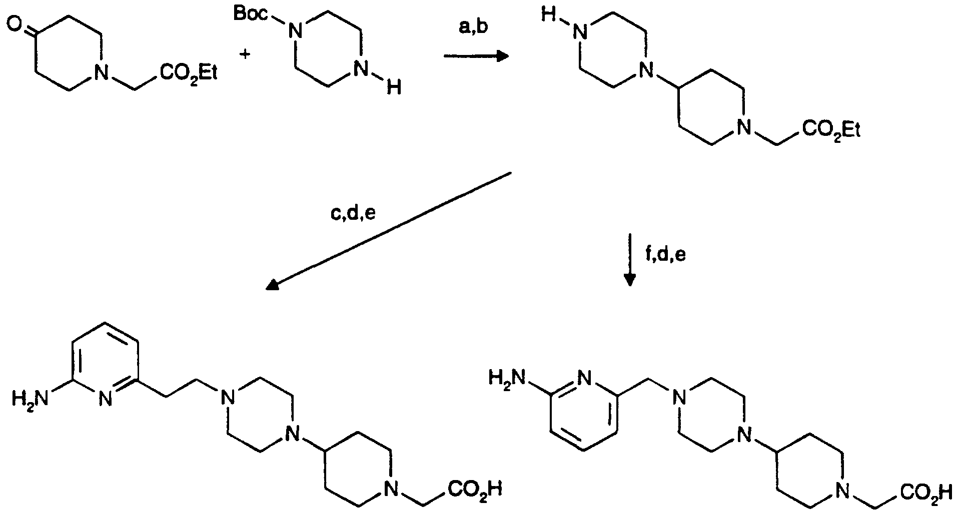 Patent WO1997024122A1 - Vitronectin receptor antagonists ...  Patent WO199702...