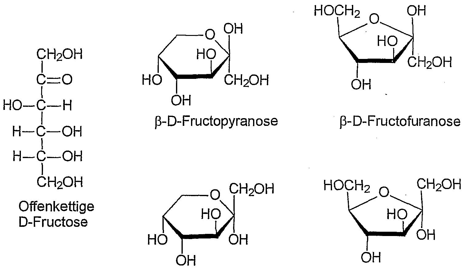 L Fructopyranose Patent EP139523...