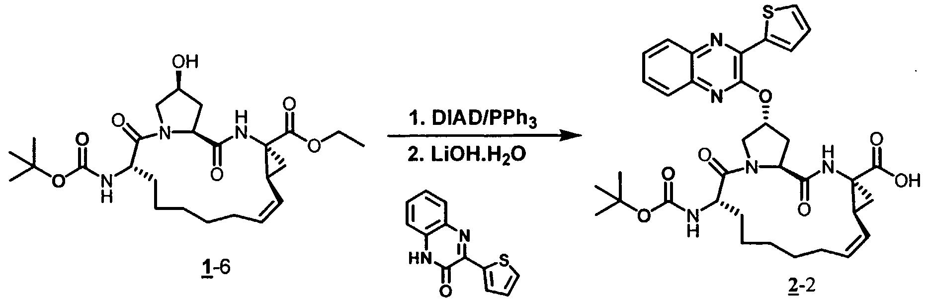 Synthesis of spiro-cyclics via ring-closing metathesis