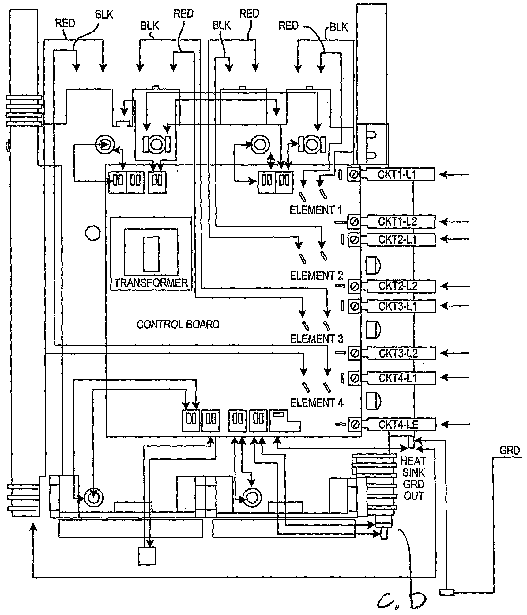 imgf000028_0001 patent wo2006079116a2 solar panel and heat pump powered electric first company air handler wiring diagram at suagrazia.org