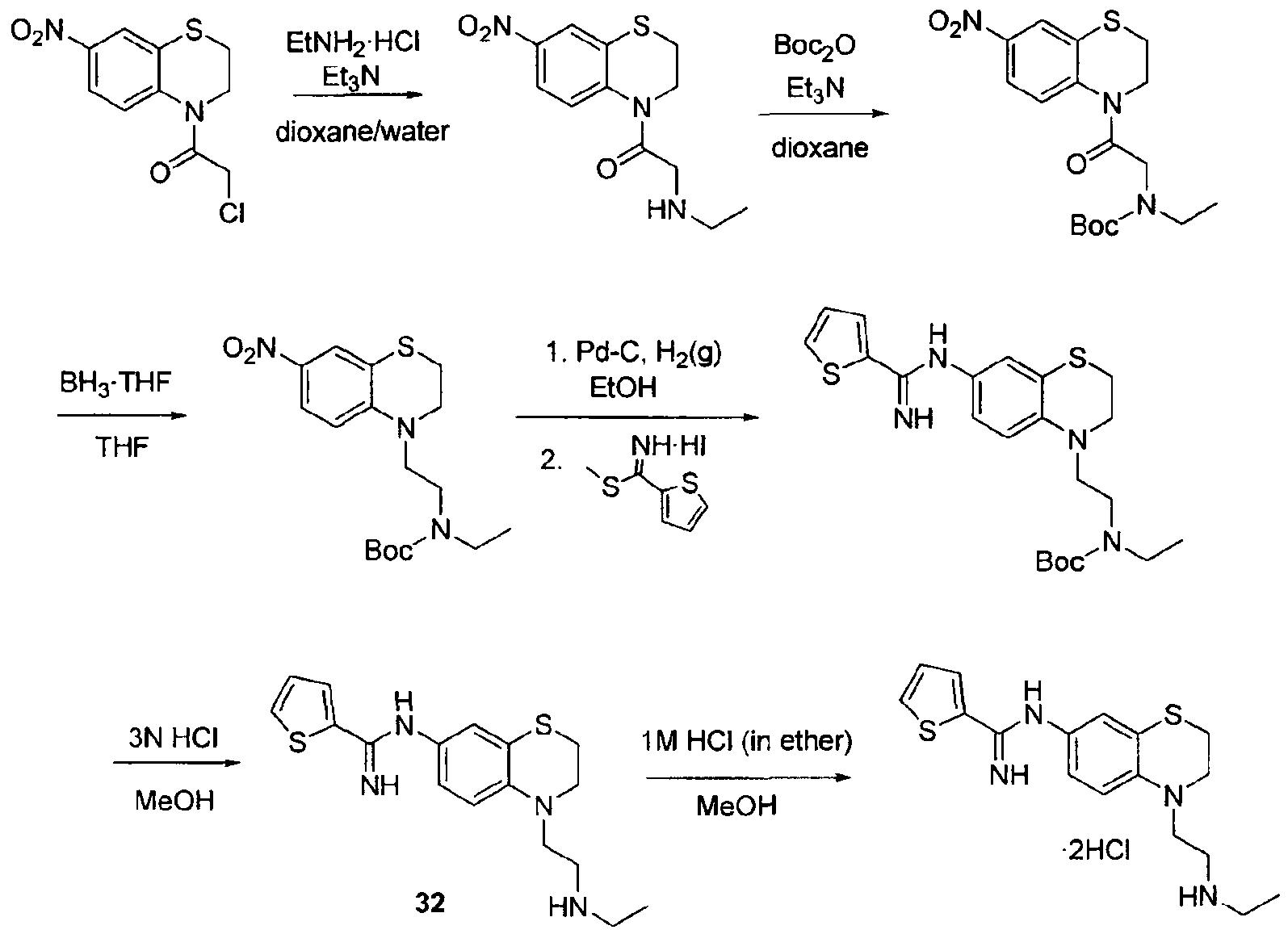 mechanism of salicylamide to iodosalicylamide