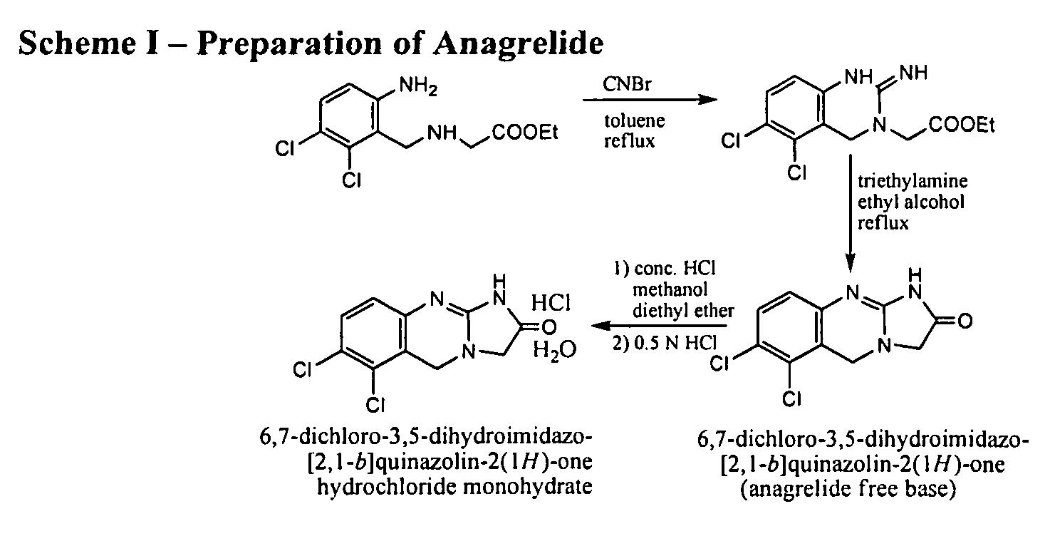 Image result for Anagrelide