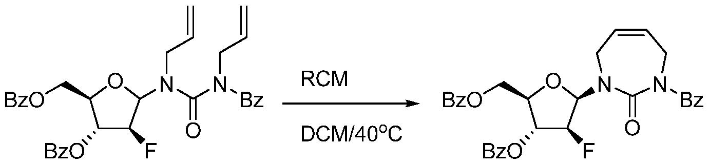 Radial metathesis