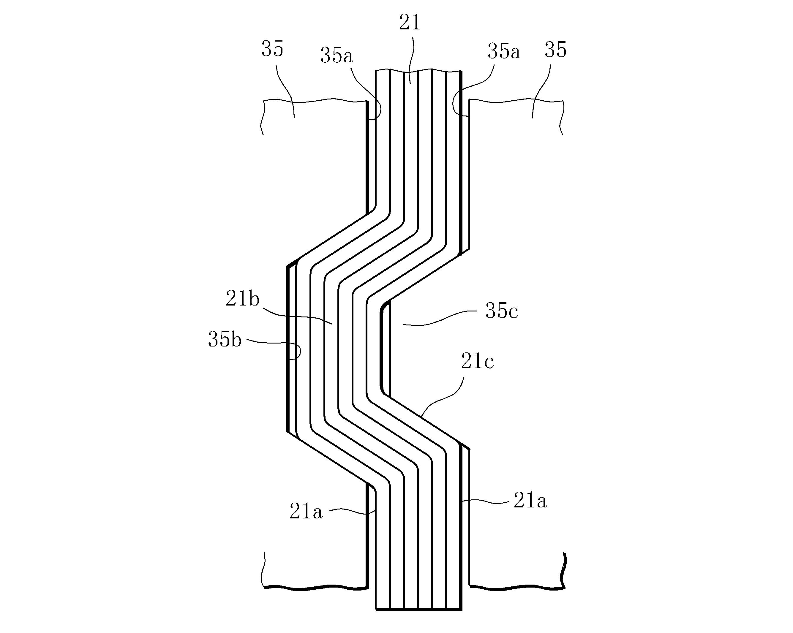 WO2013191195A1 - 翼の連結部構造及びこれを用いたジェットエンジン         - Google PatentsFamily
