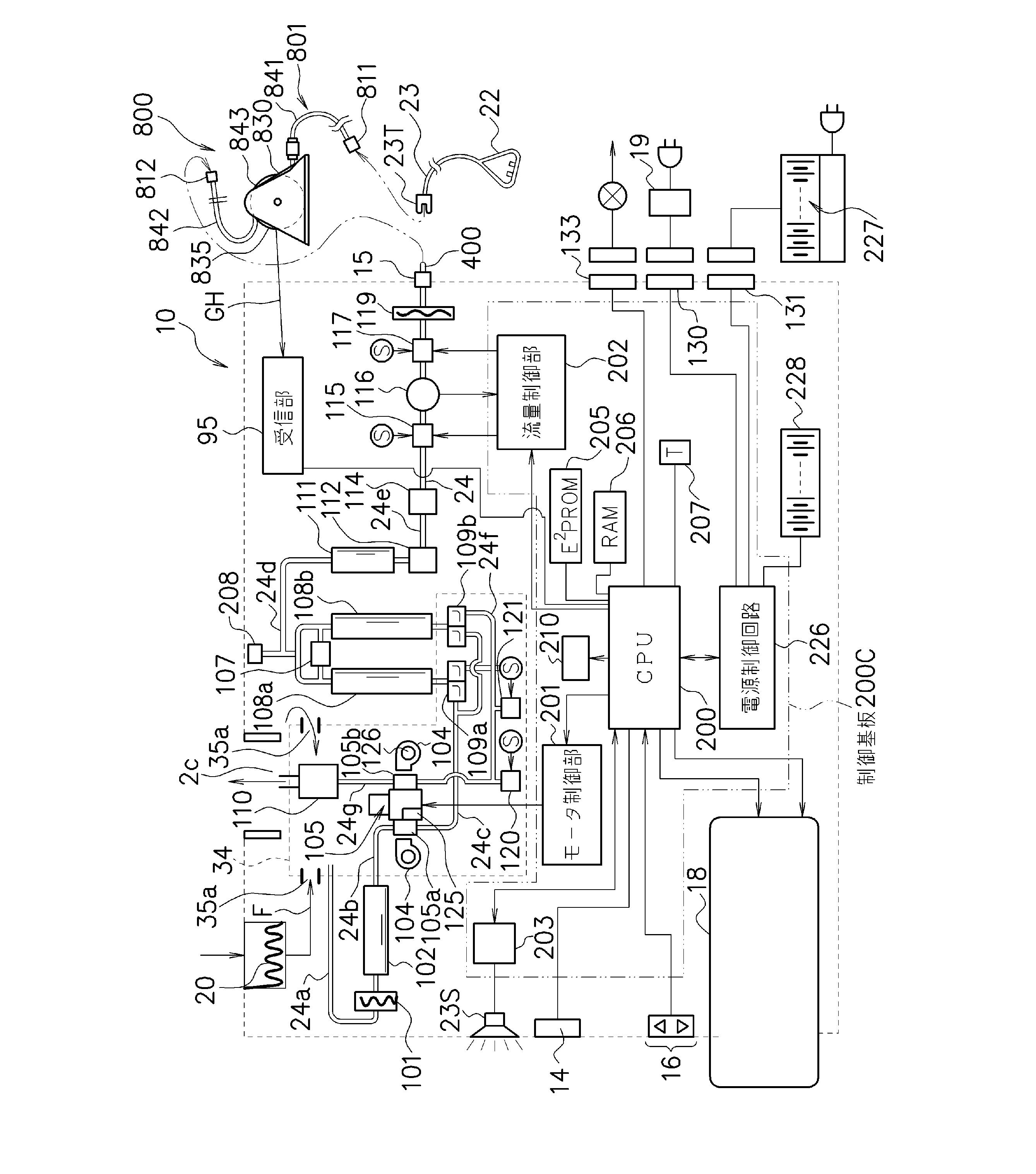 WO2014083594A1 - 延長チューブ巻取器および酸素濃縮装置         - Google PatentsFamily