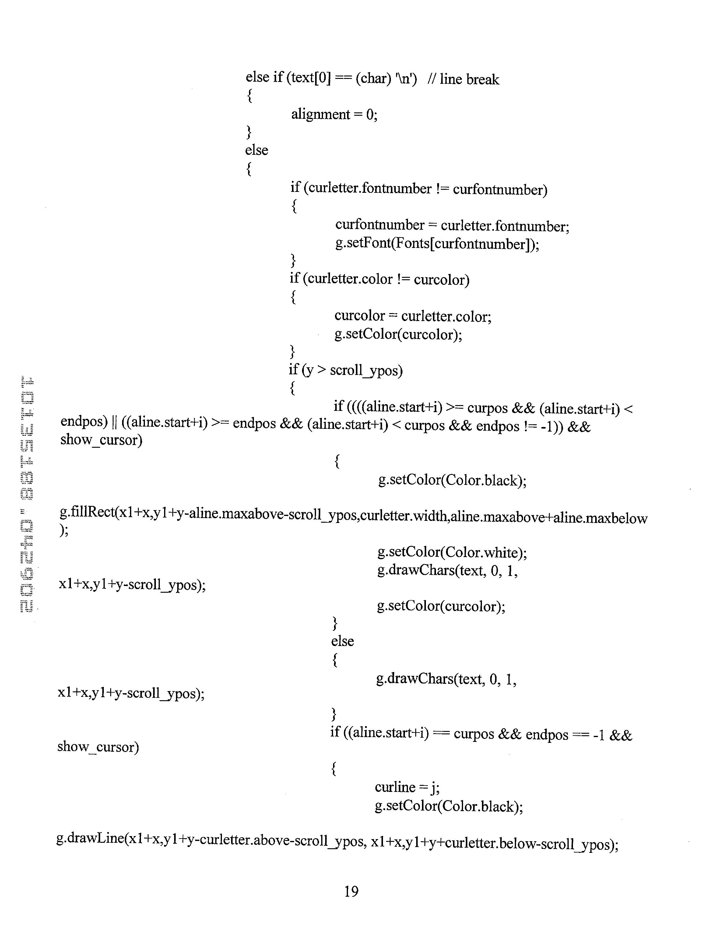 Figure US20030037253A1-20030220-P00042
