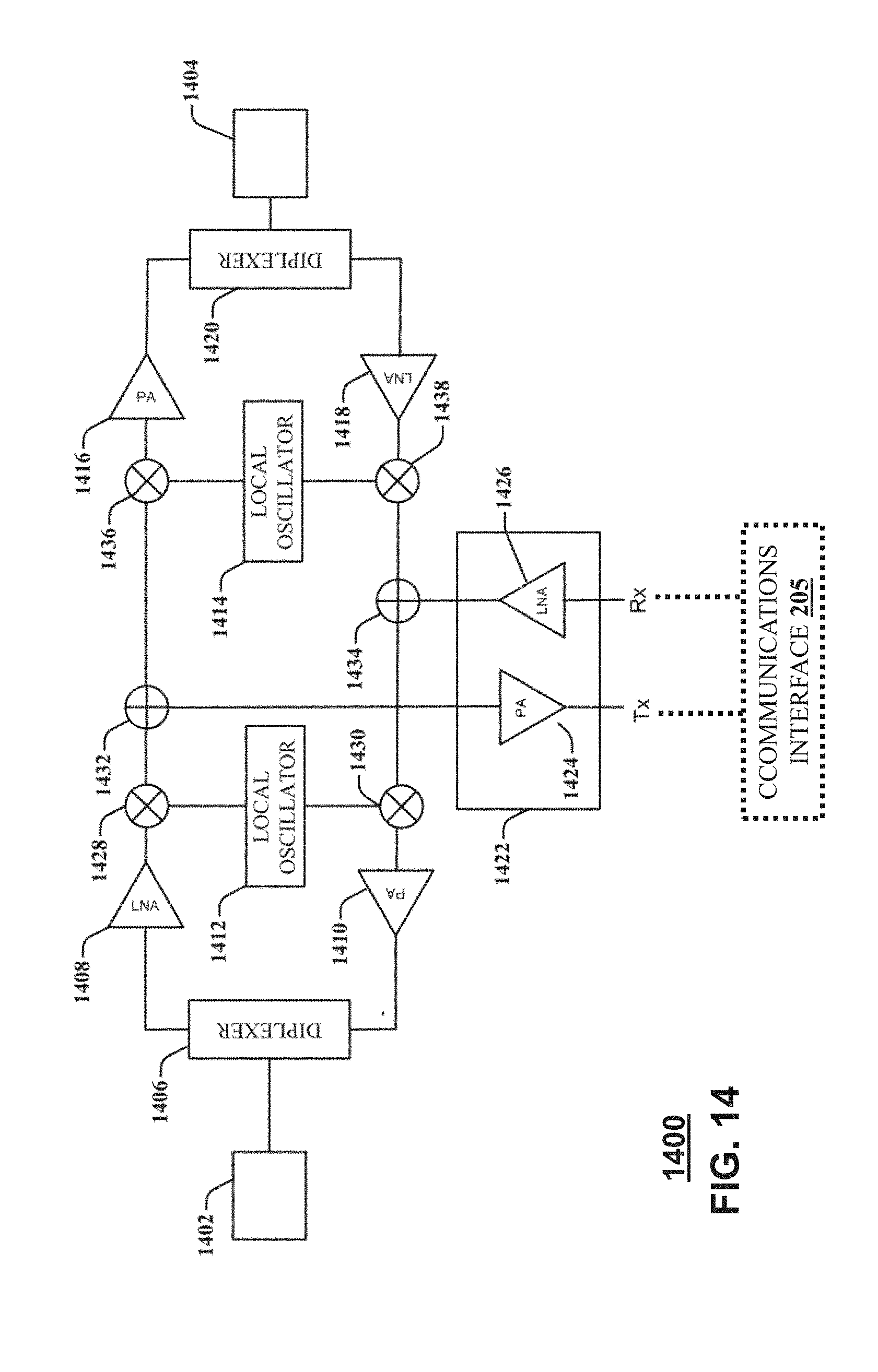 Us9806818b2 Node Device Repeater And Methods For Use Therewith Transistor Oscillator Circuit Likewise One Tube Cw Transmitter As Well Google Patents