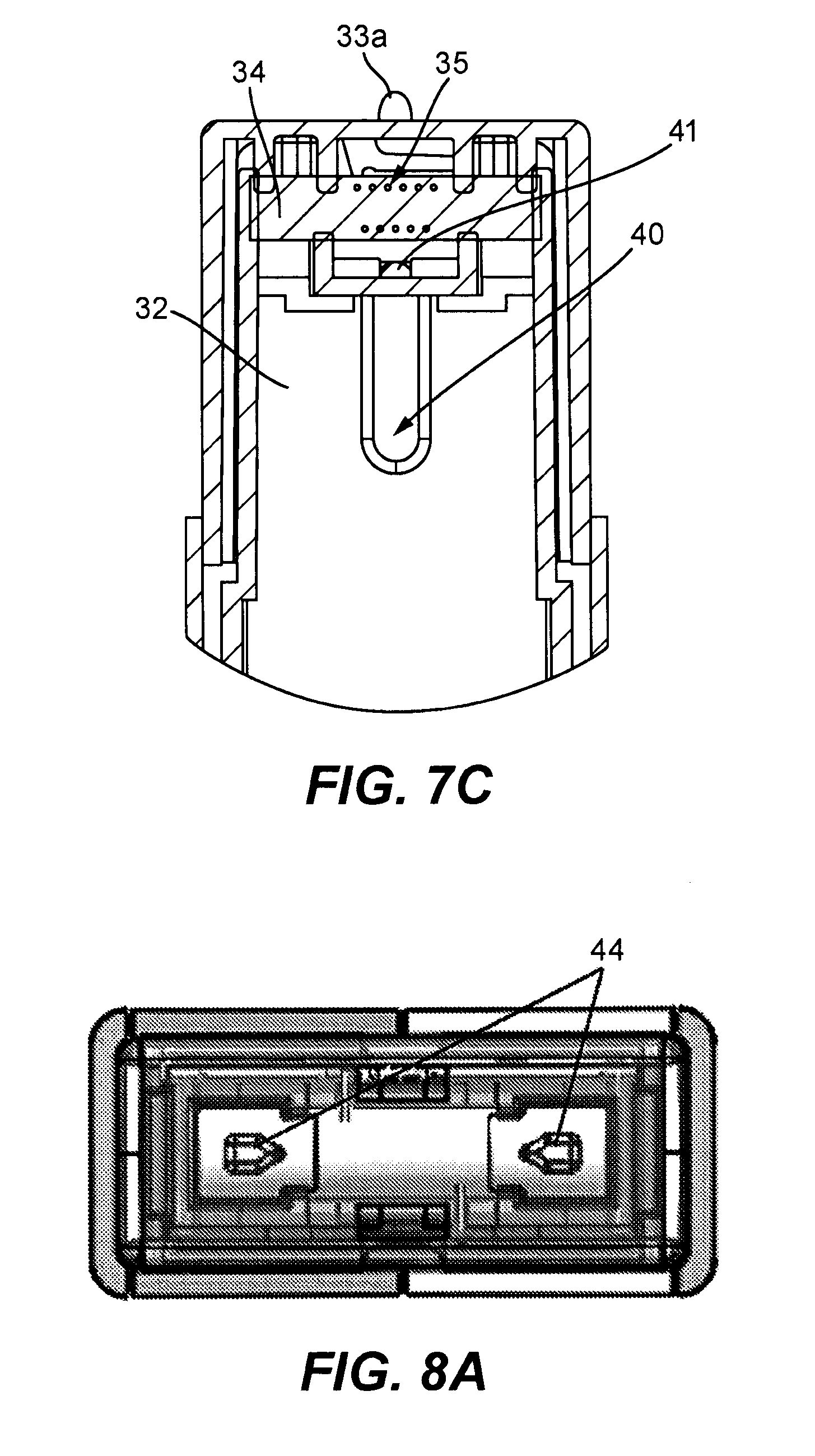 Us10058130b2 Cartridge For Use With A Vaporizer Device Google Coilless Fm Transmitter Patents