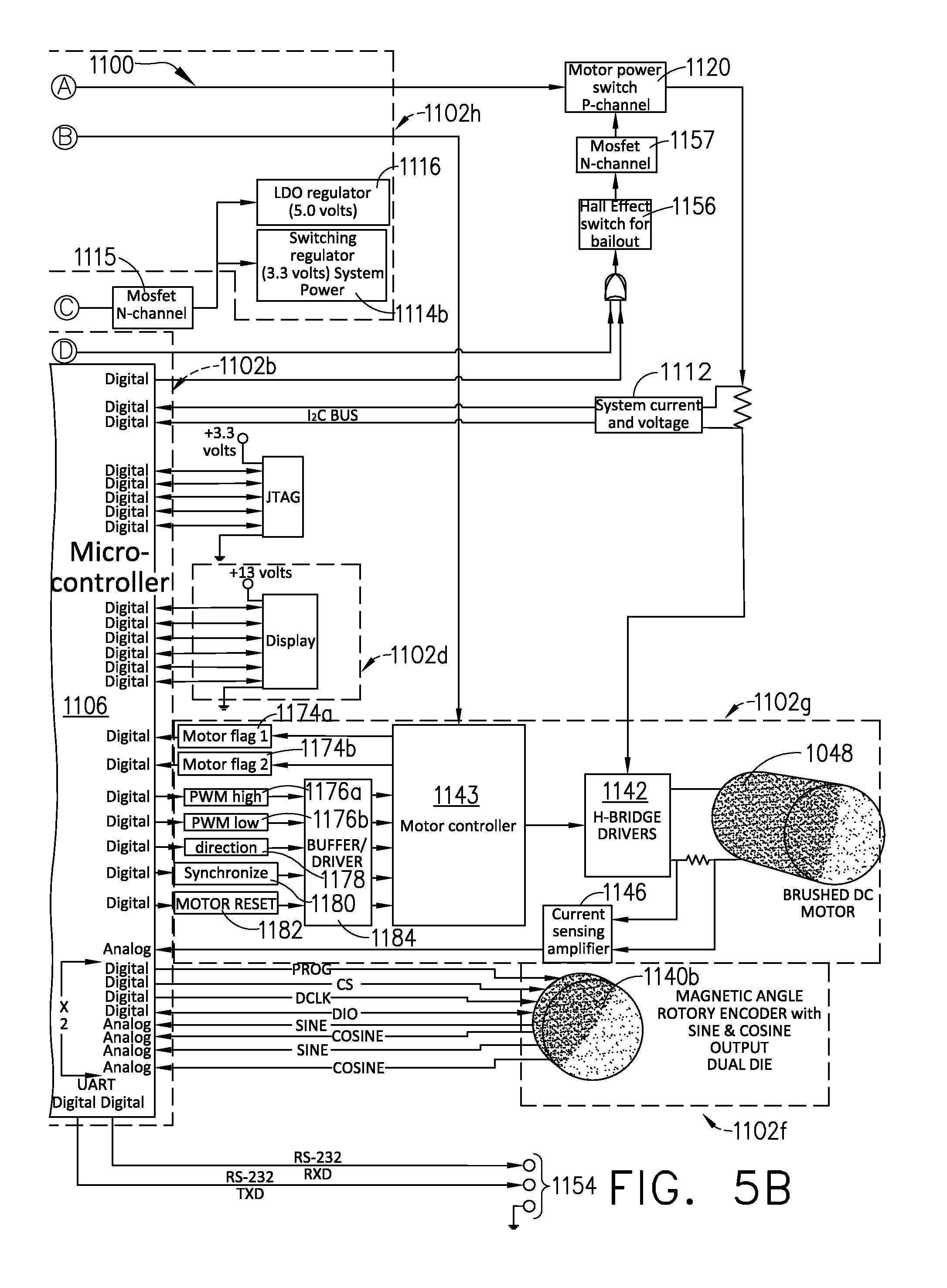 Us20150272581a1 Sterilization Verification Circuit Google Patents 12 Volt Latching Relay Diagram Likewise Starter Kill
