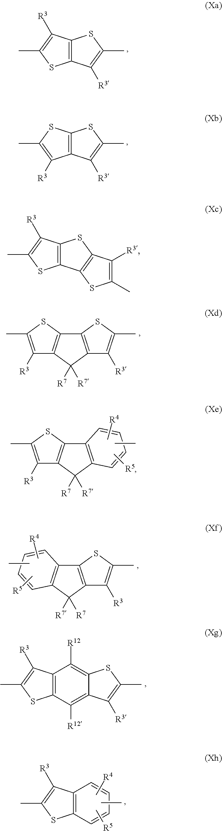 US9478745B2 - Diketopyrrolopyrrole polymers for use in