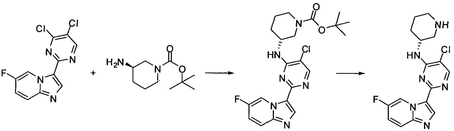 Wo2011076419a1 Imidazopyridine Derivatives As Jak Inhibitors Vacuum Tube Schematics Se At20 417a Amplifier Figure Imgf000136 0001
