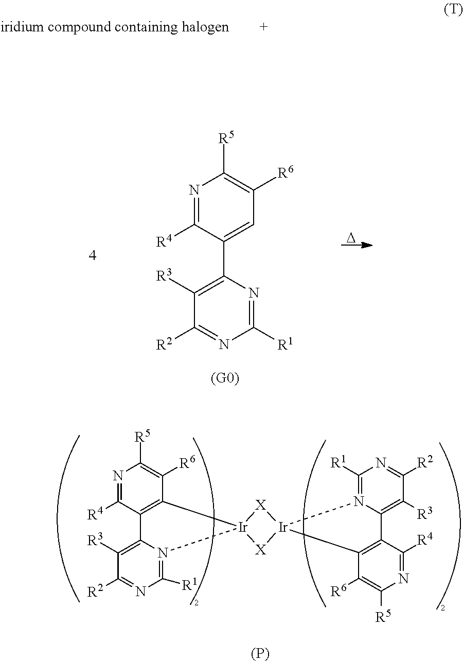 US9059414B2 - Phosphorescent organometallic iridium complex