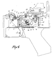 EP0188179A1 - Tripping mechanism for the conversion of