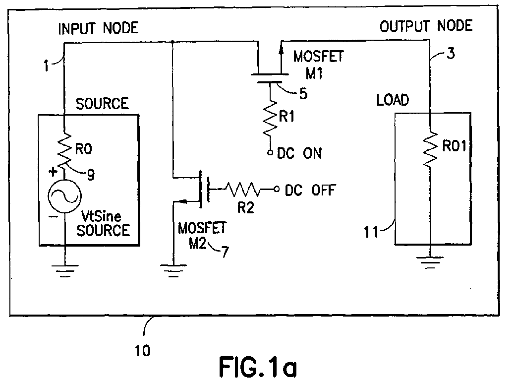Ep2387094a1 Switch Circuit And Method Of Switching Radio Frequency Figure 2 Rf 4 Channels Receiver Imgaf001