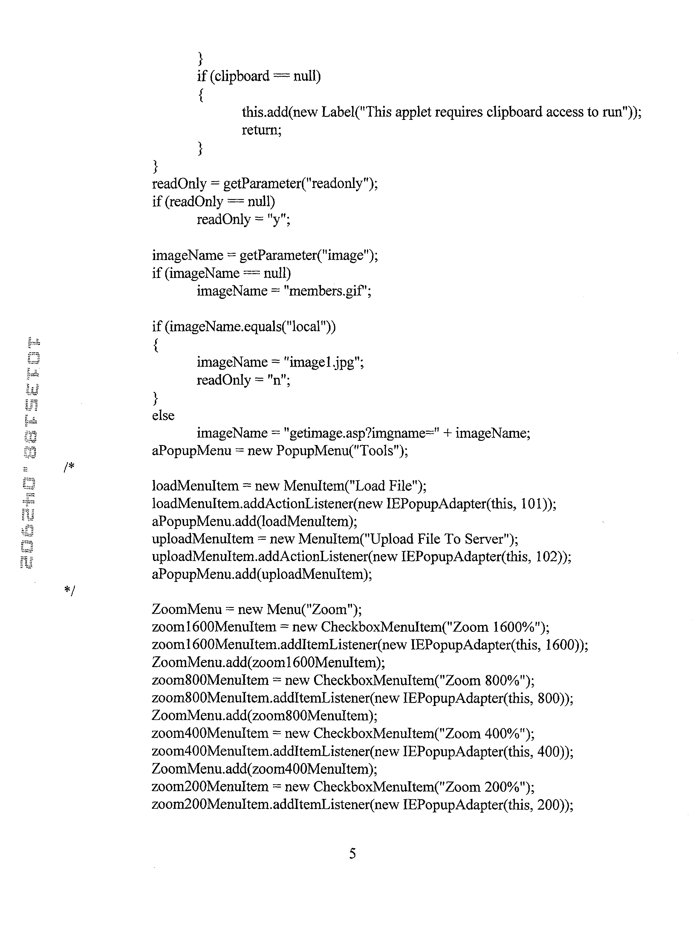 Figure US20030037253A1-20030220-P00135