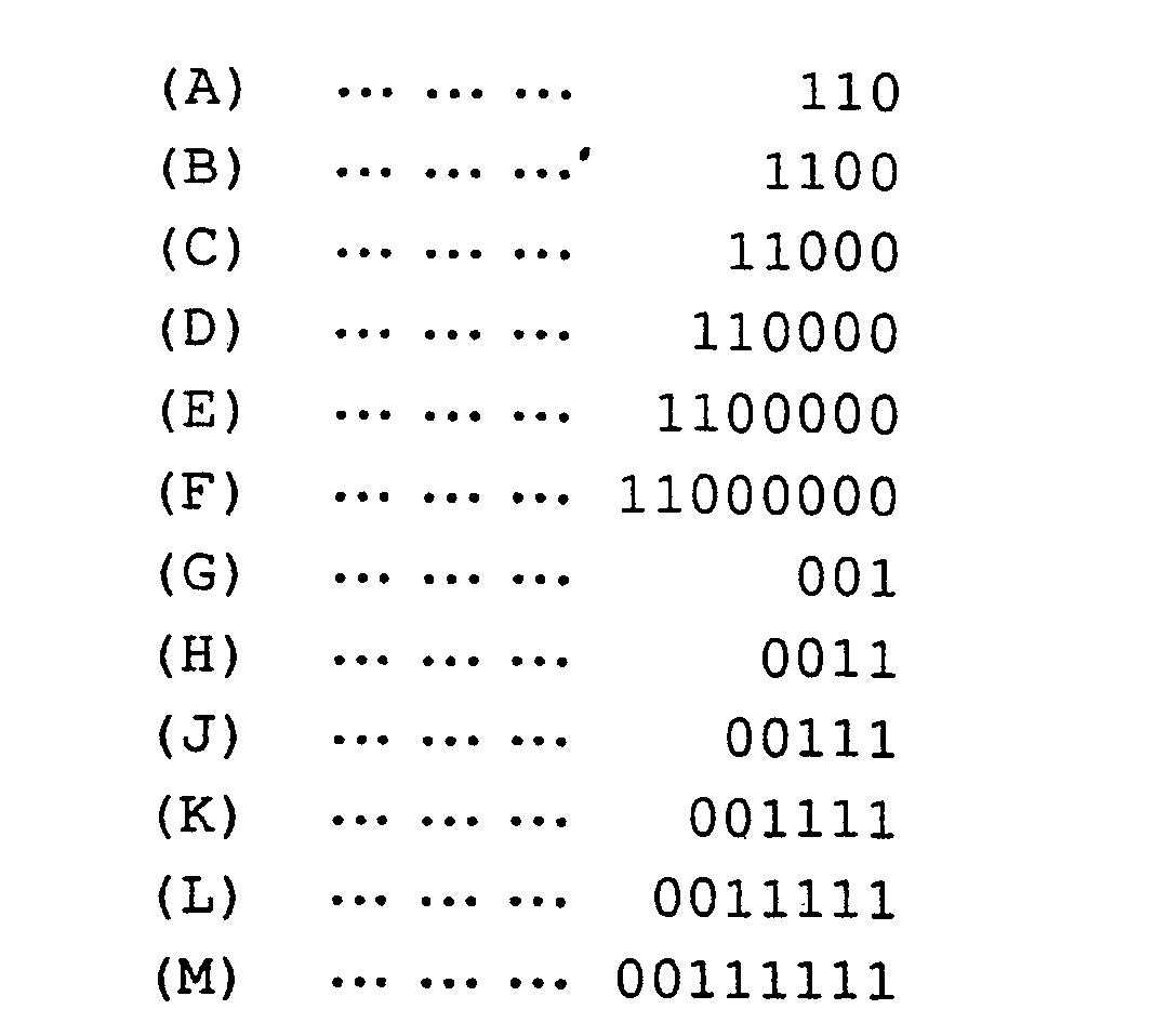 EP0392506A2 - Digital modulation method - Google Patents