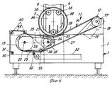 RU2043964C1 - Устройство для разматывания намотанных в ...