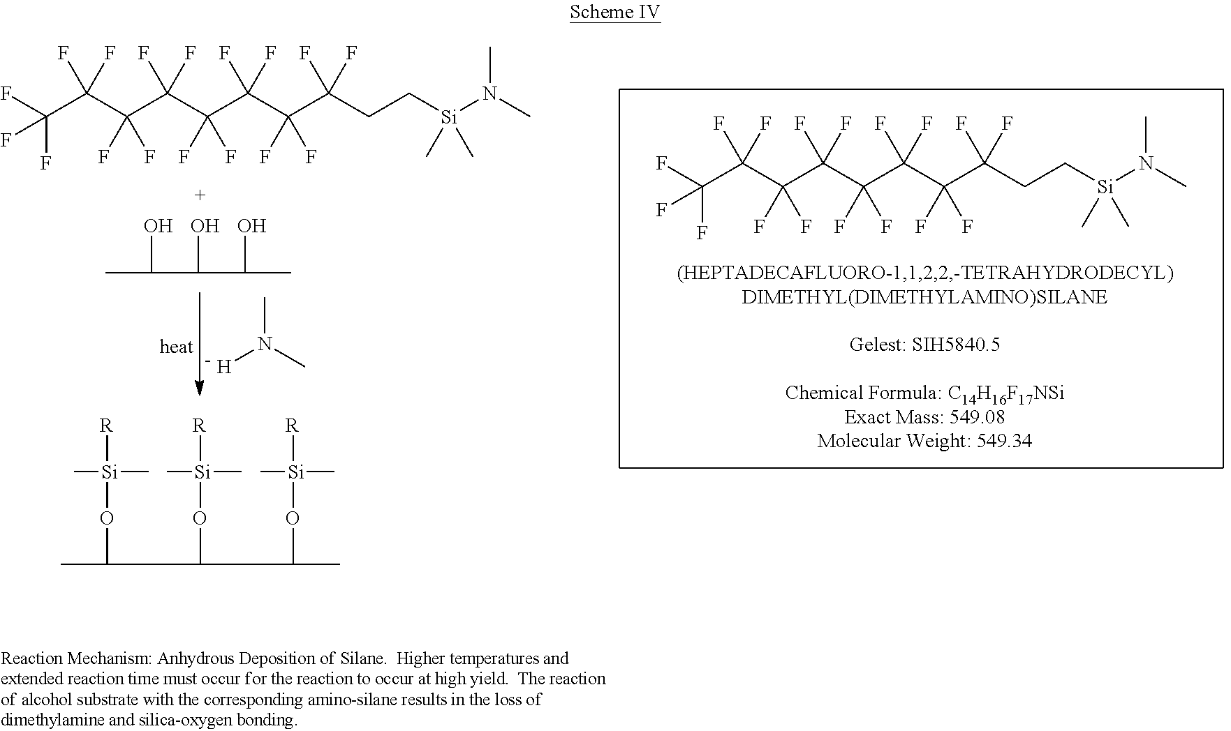 US9243175B2 - Spill resistant surfaces having hydrophobic