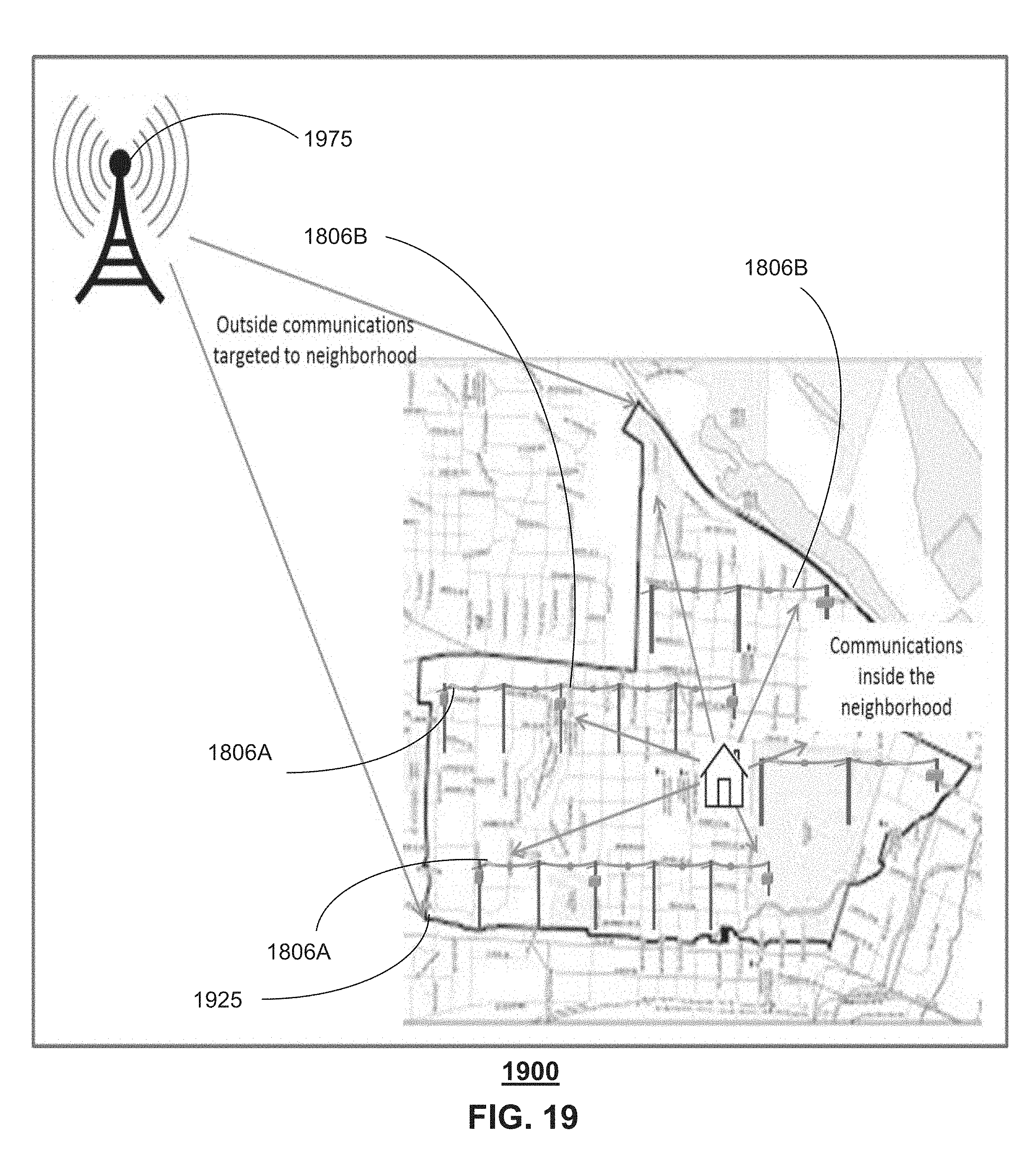 us9735833b2 method and apparatus for munications management in High Leg Delta us9735833b2 method and apparatus for munications management in a neighborhood network patents