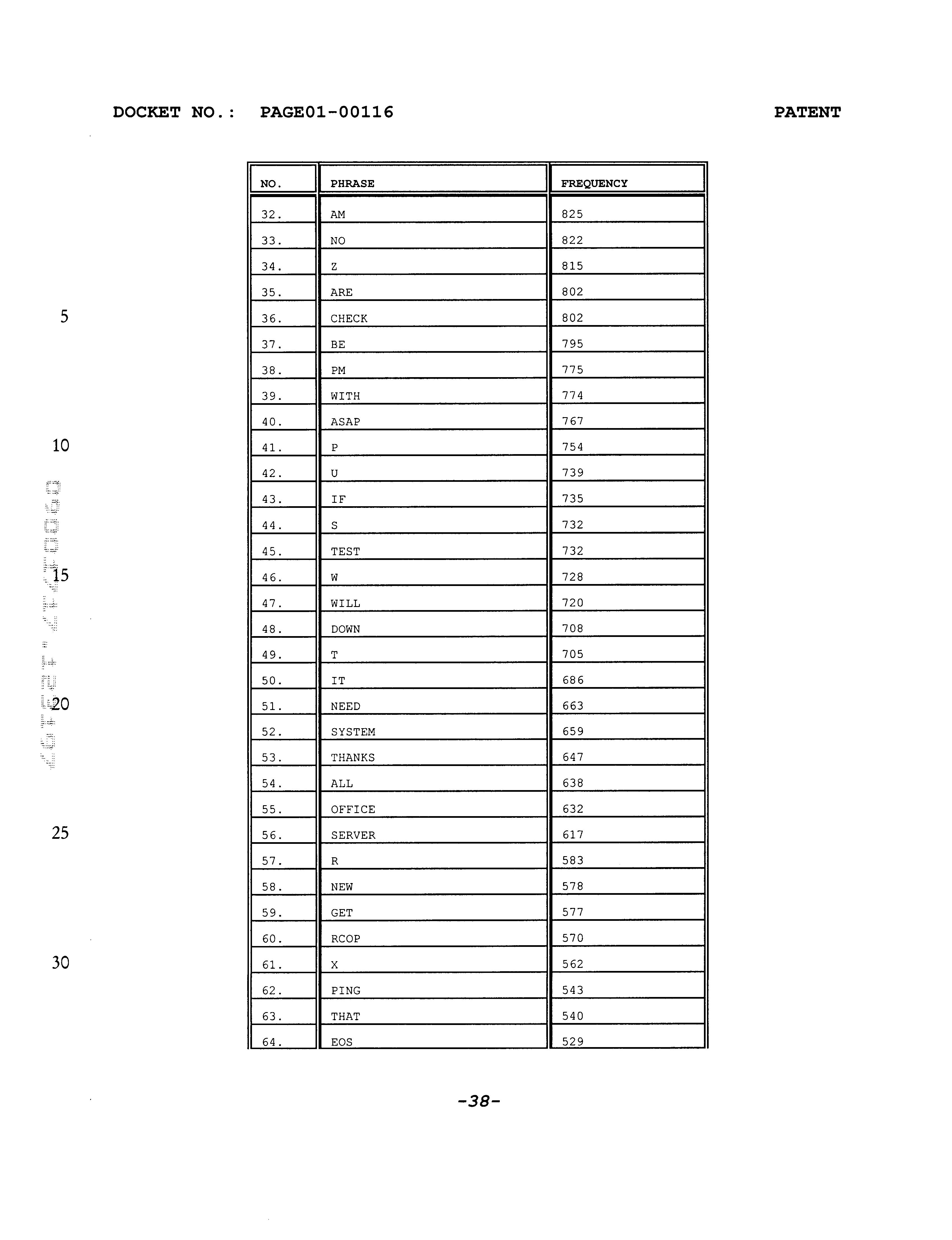 Figure US06198808-20010306-P00002