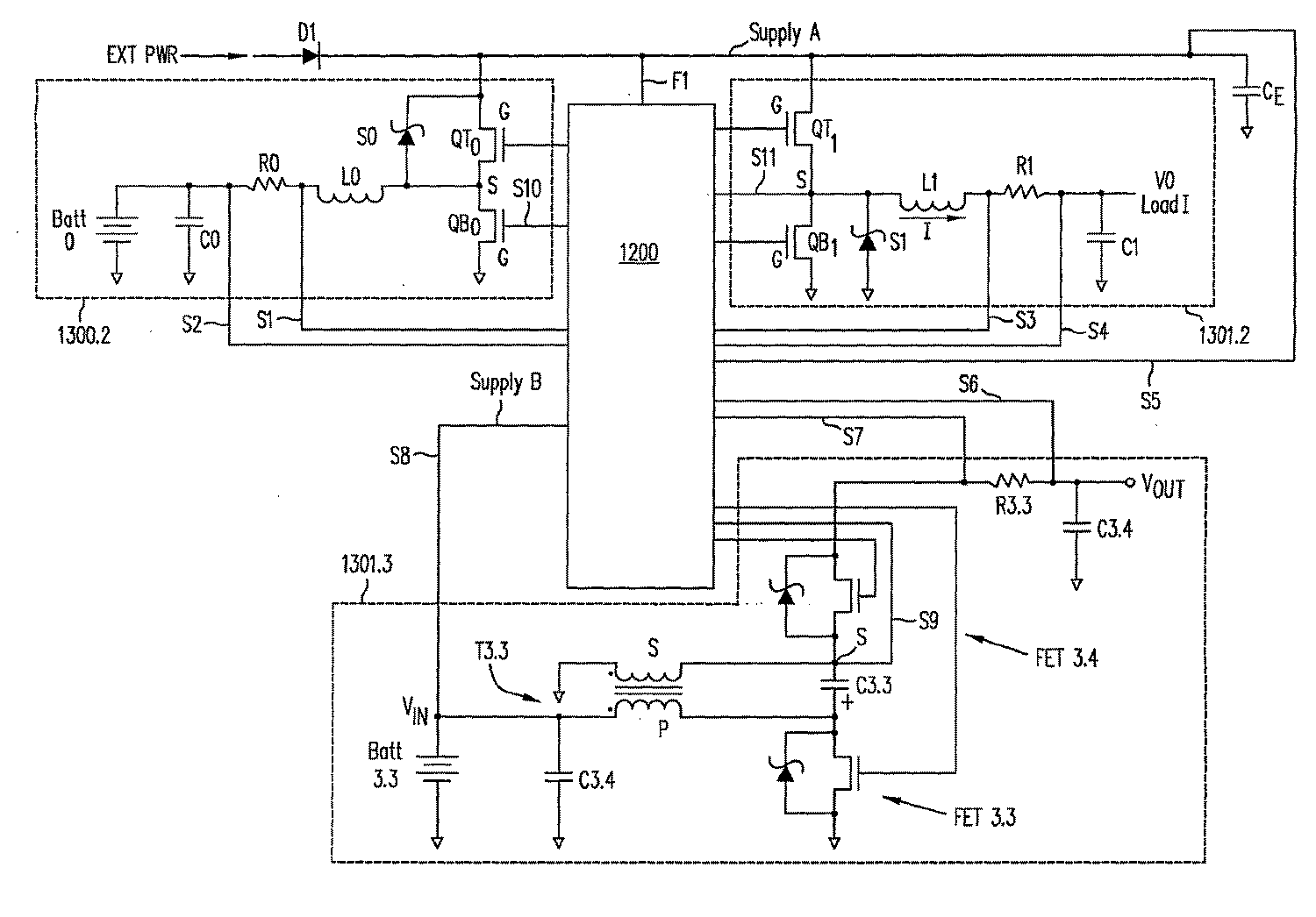 KR40B40   Method of operating a switching power converter ...