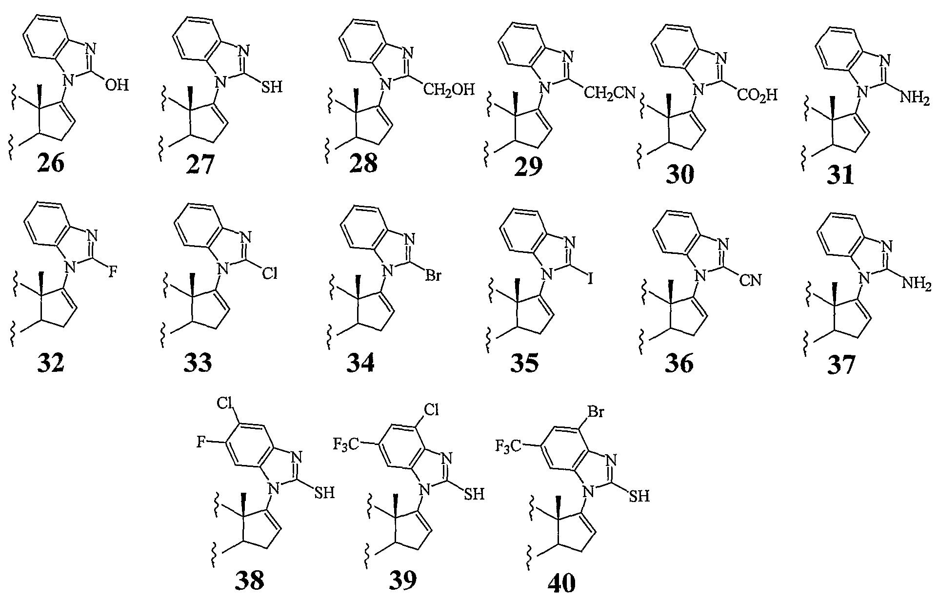 WO2006093993A1 - Novel c-17-heteroaryl steroidal cyp17