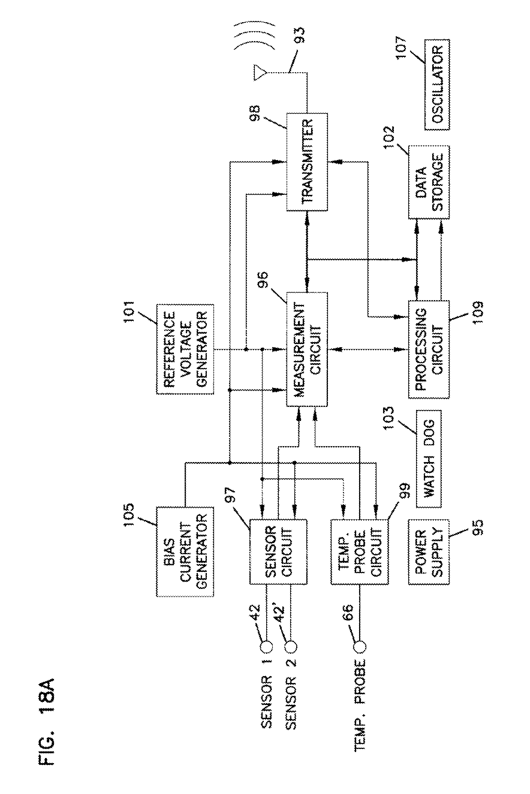 Us9014773b2 Analyte Monitoring Device And Methods Of Use Google Solid State Relay Schematic Symbol Panasonic Electric Works Patents