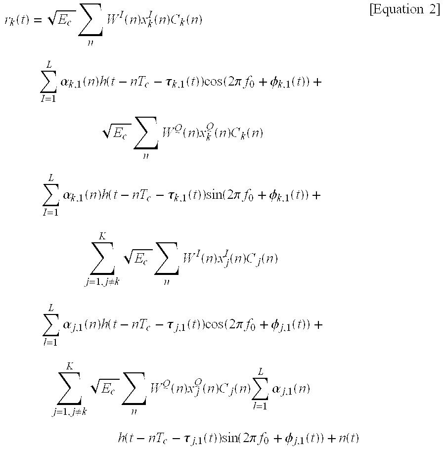 Figure US06219374-20010417-M00002