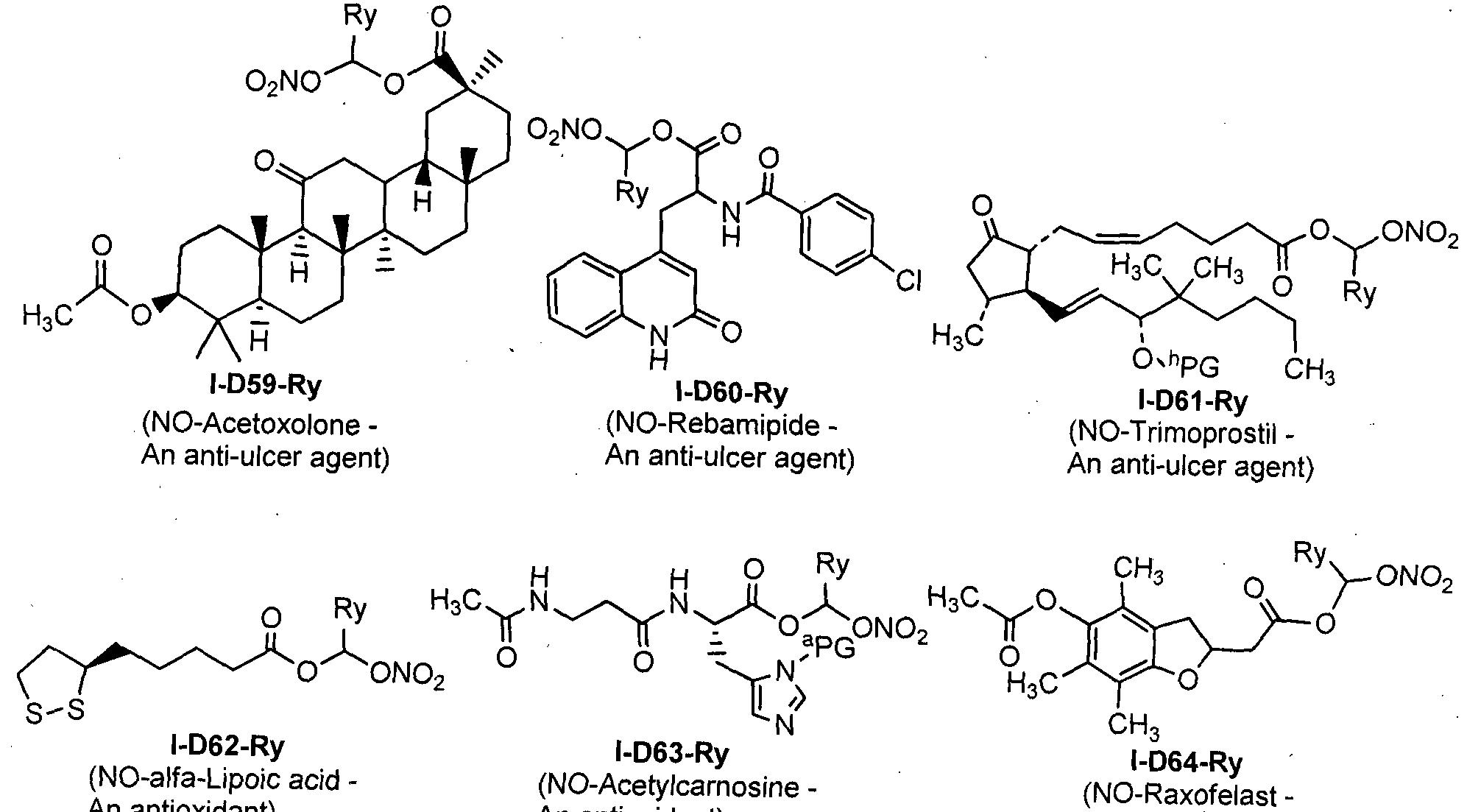 WO2014111957A1 - Nitric oxide ...