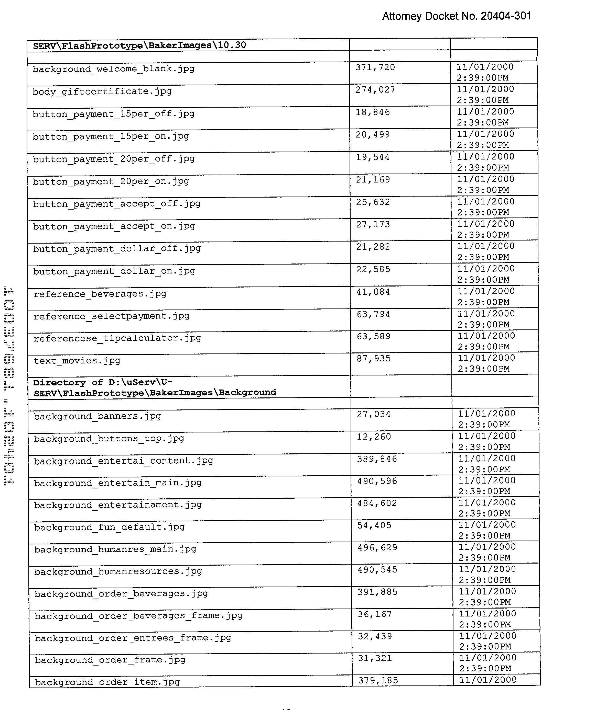 Figure US20030078793A1-20030424-P00005