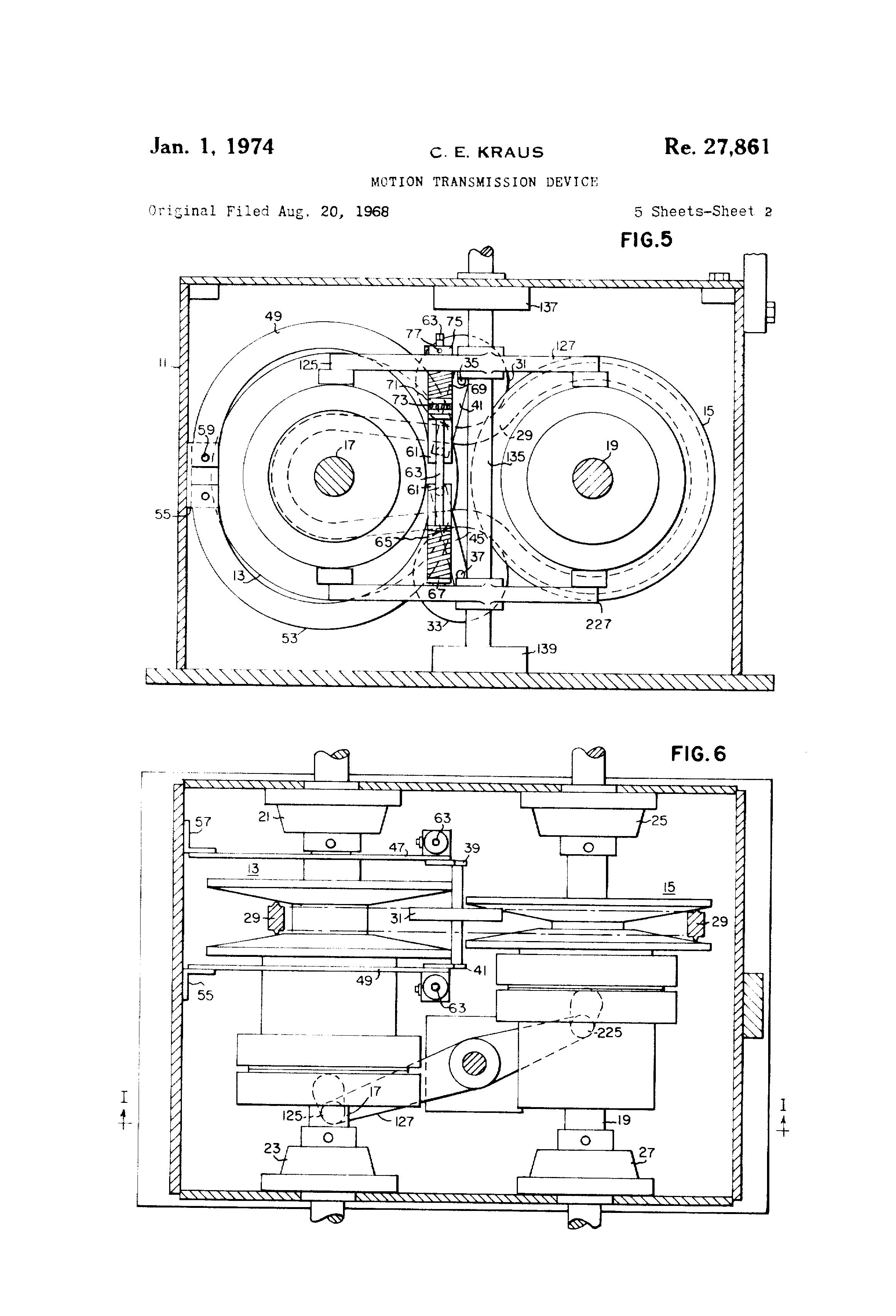 Diagram 5 Swing Axle Type 2 Early Reduction Gear Housing