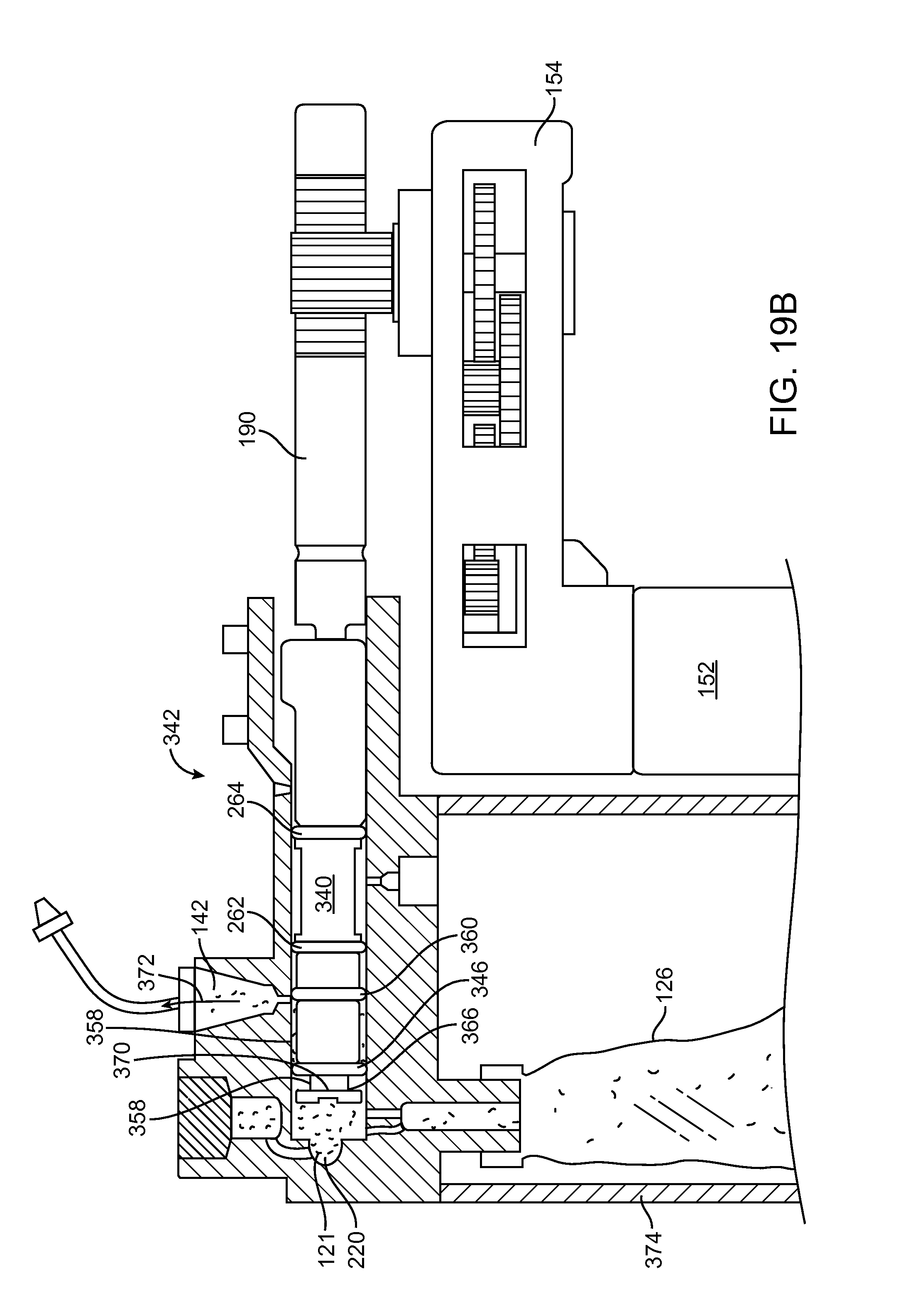 us8926561b2 infusion pump system with disposable cartridge having