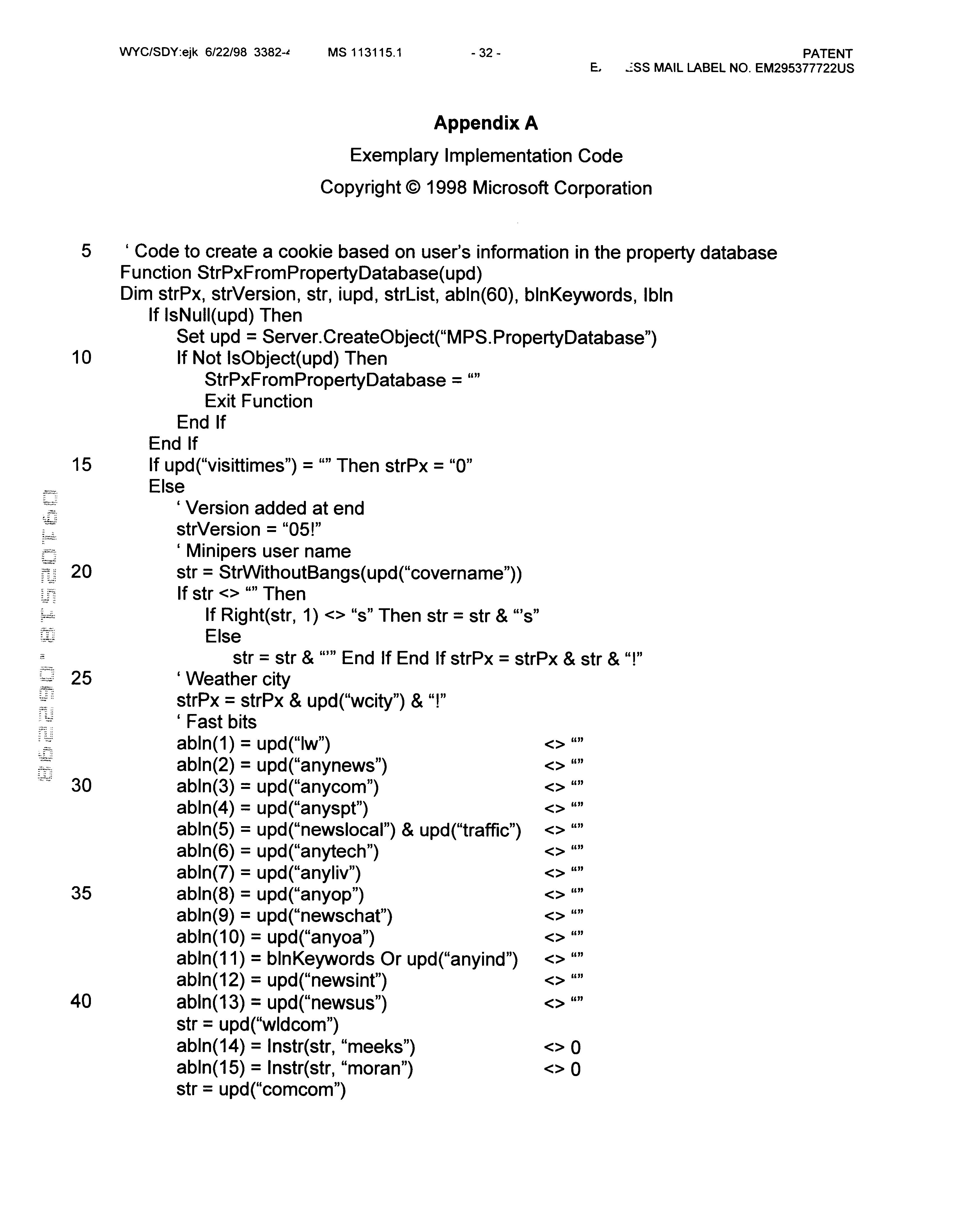 Figure US06330566-20011211-P00001