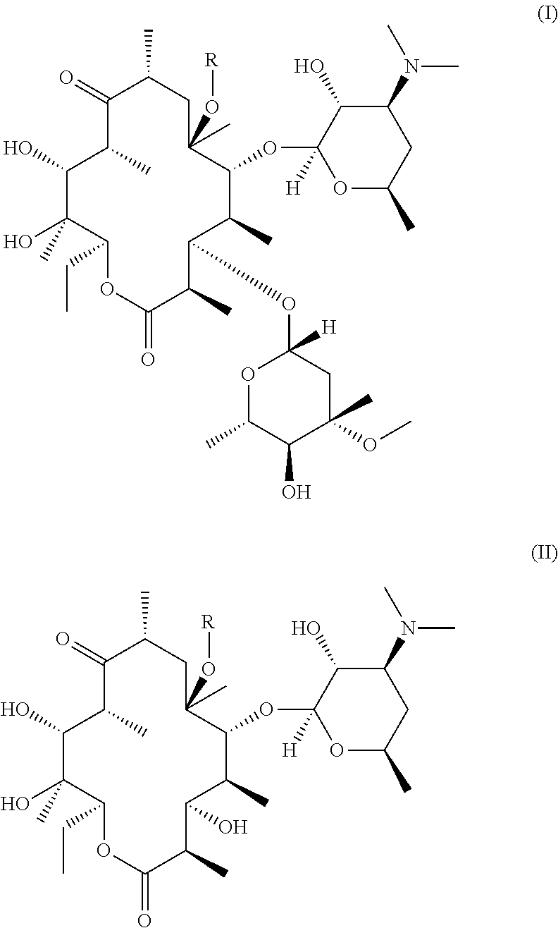US9206214B2 - Process for preparation of ketolide