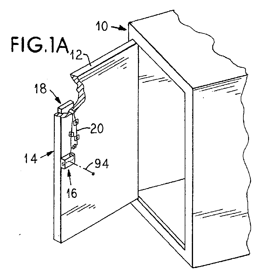 Ep0537009a1 Door Locking System Google Patents Place The Circuit Board In Cavity And Slot Battery Pack Into Unlocked Position Of Bolt 66 Addition A Reverse Current Pulse Actuates Solenoid 60 Locked