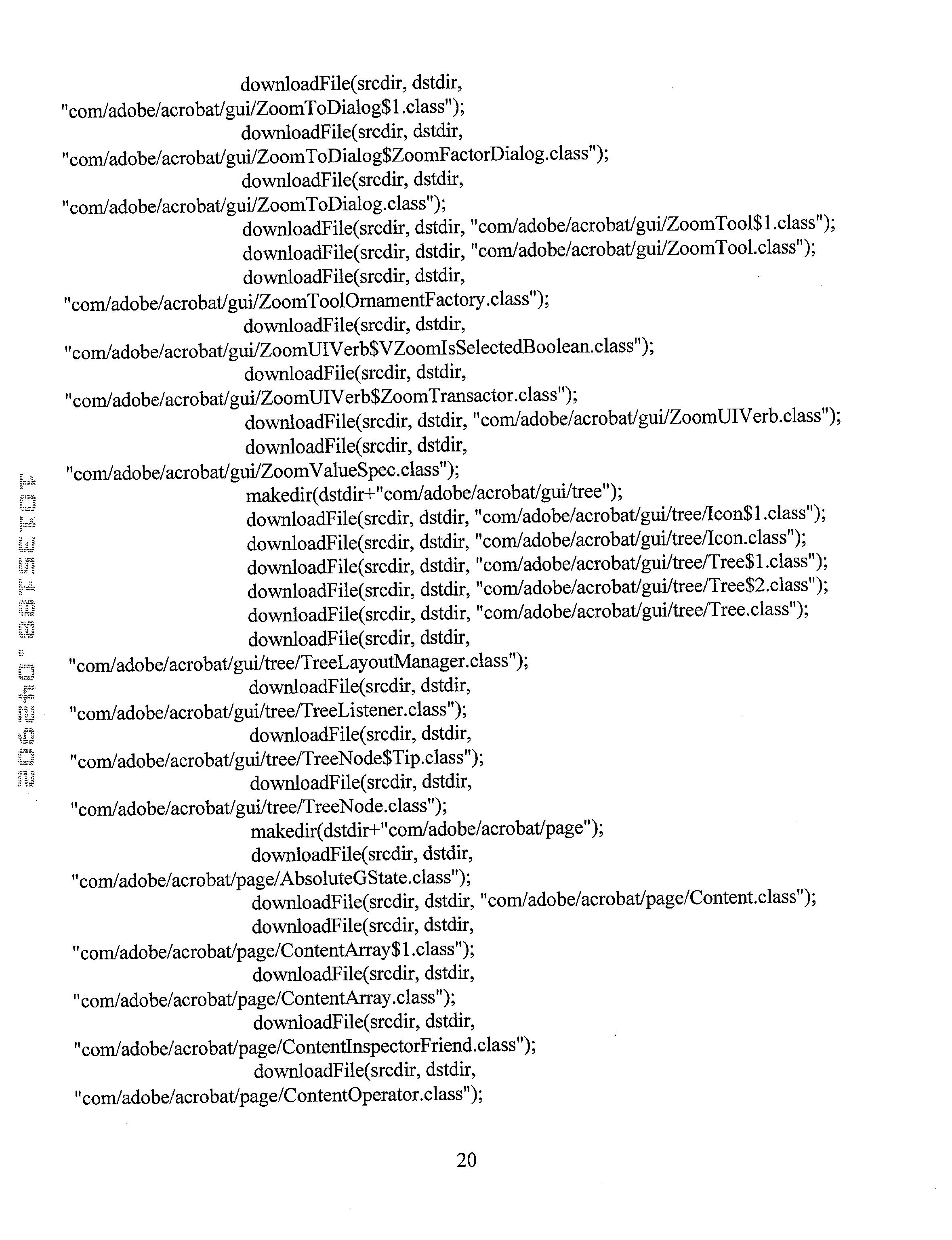 Figure US20030037253A1-20030220-P00090